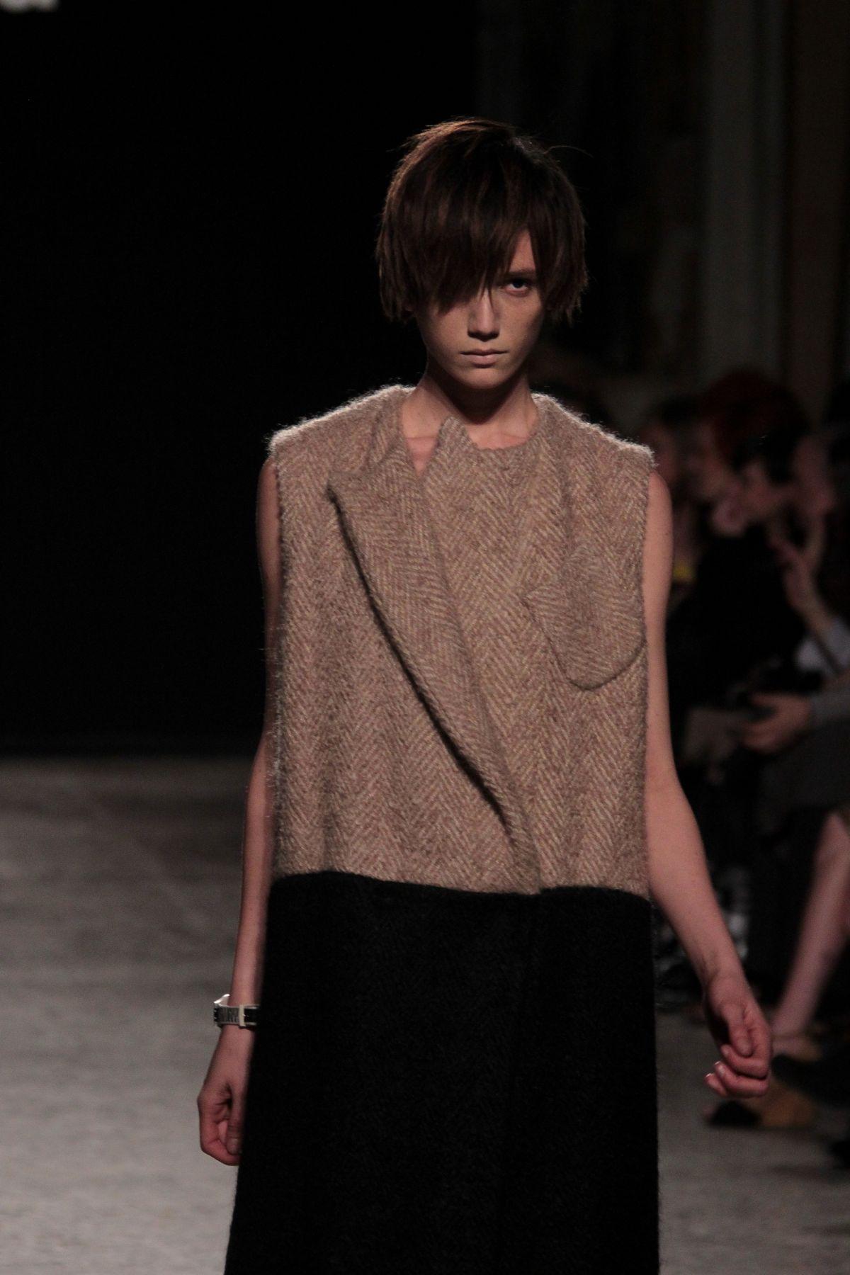 Milan Fashion Week 2012 Uma Wang Woman