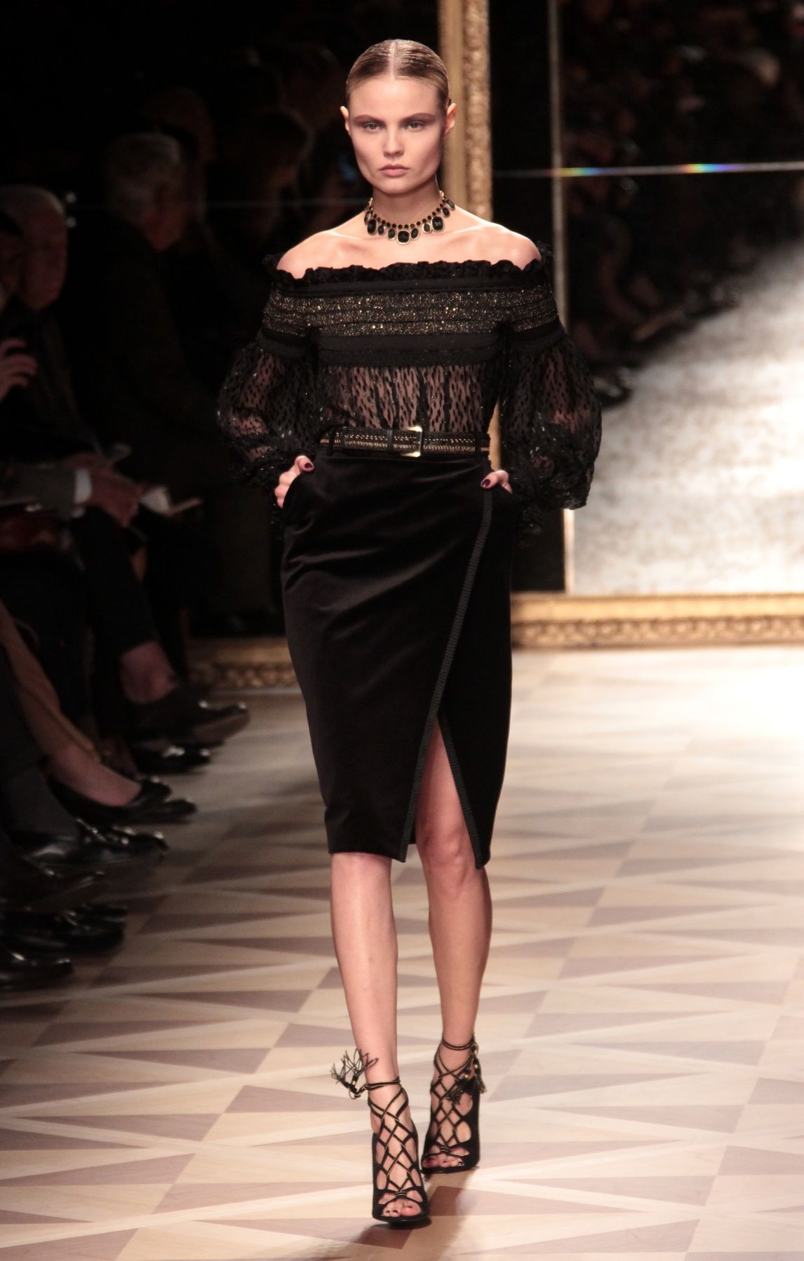 Salvatore Ferragamo Fall-Winter 2012-2013 Women Fashion Show