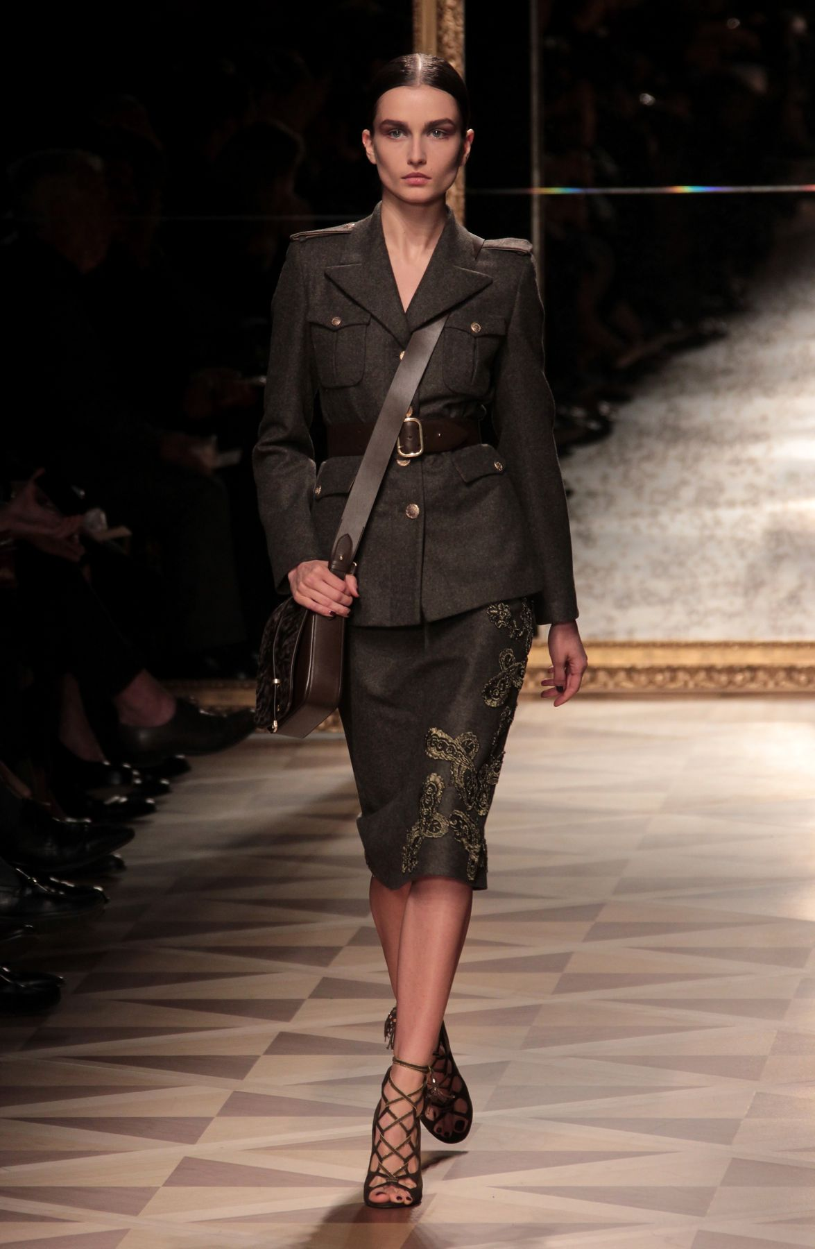 Salvatore Ferragamo Fall-Winter 2012 Women's collection