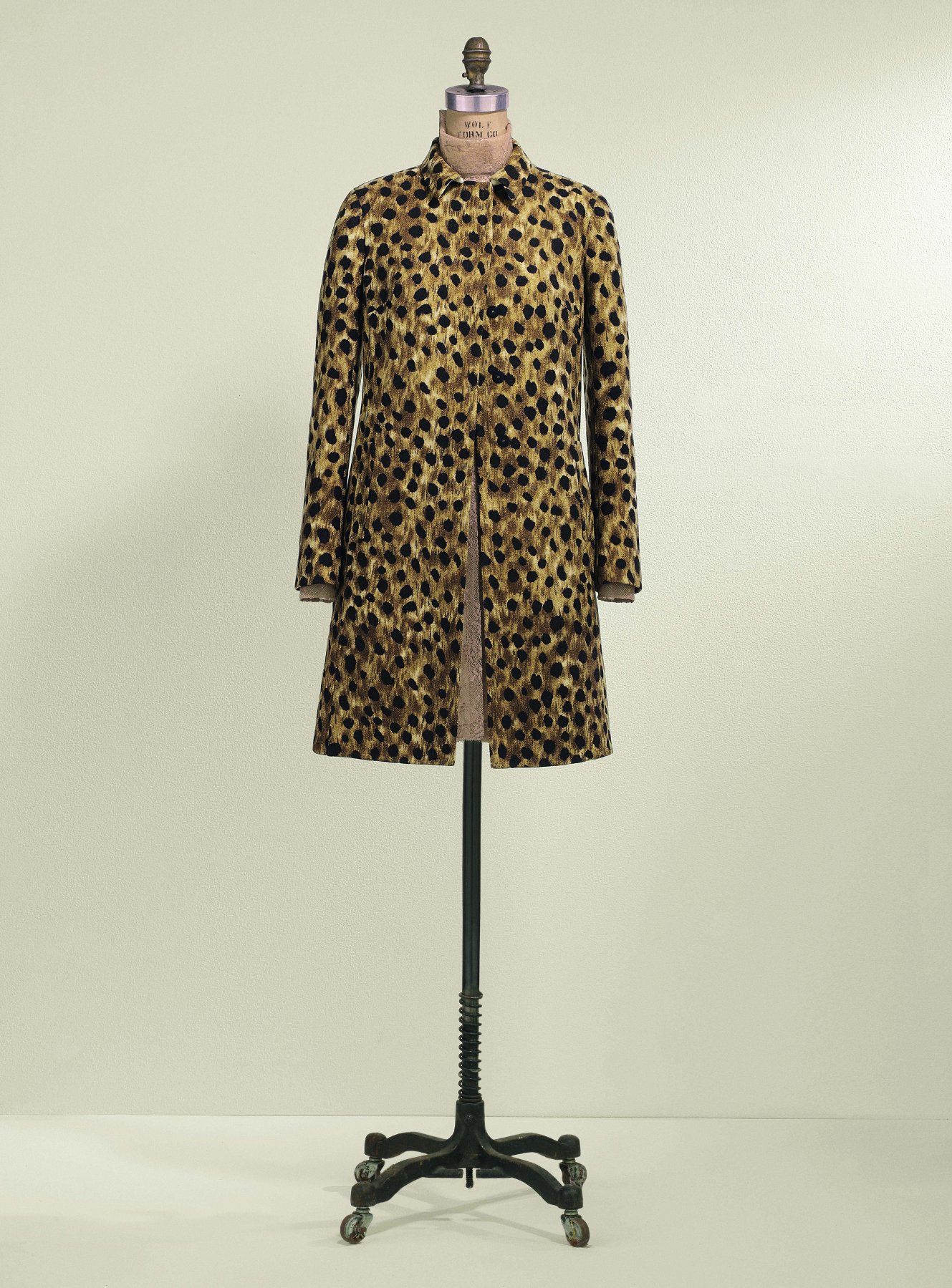 Valentino 50th Anniversary Caspule Collection - Cheetah
