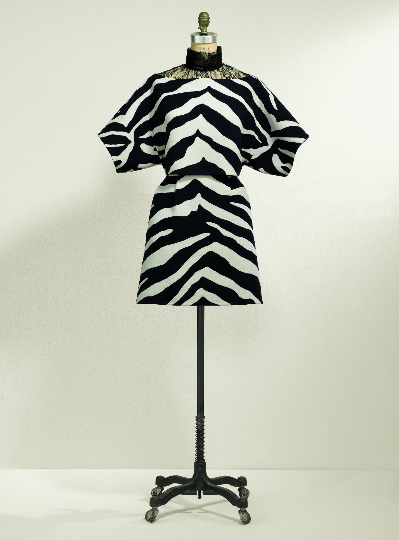 Valentino 50th Anniversary Caspule Collection - Zebra