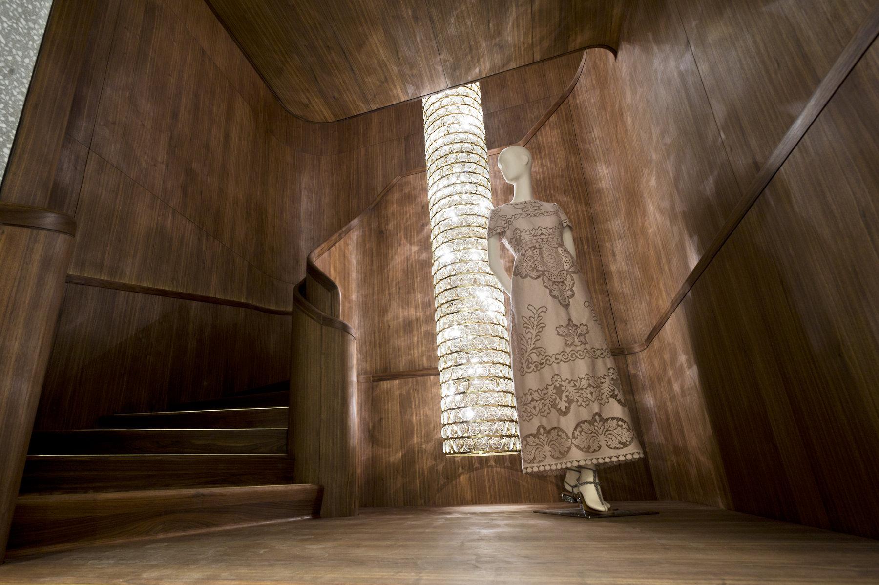 Valentino - New Store Concept - Via Montenapoleone Milano