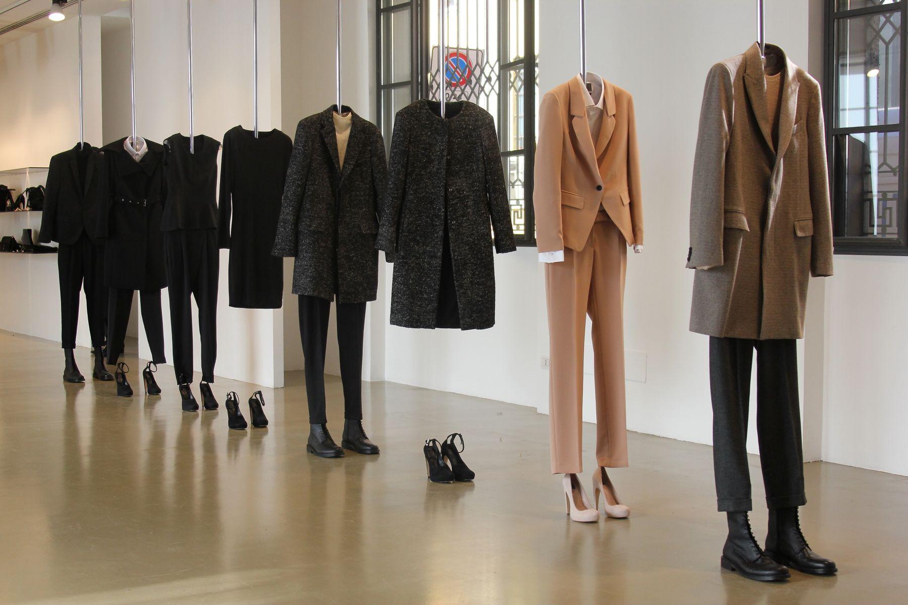 ck Calvin Klein Fall 2012