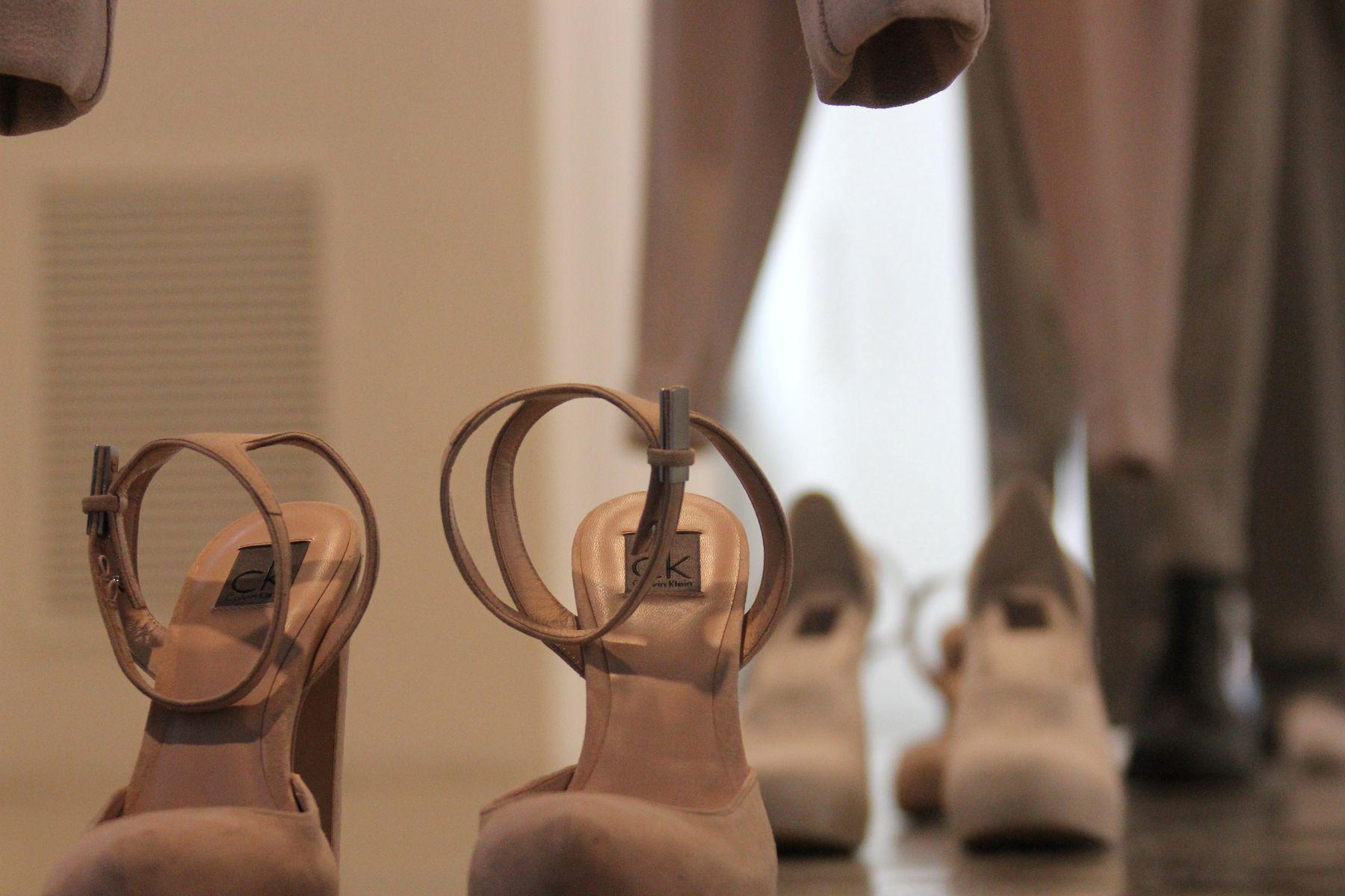 ck Calvin Klein Women's Fall 2012