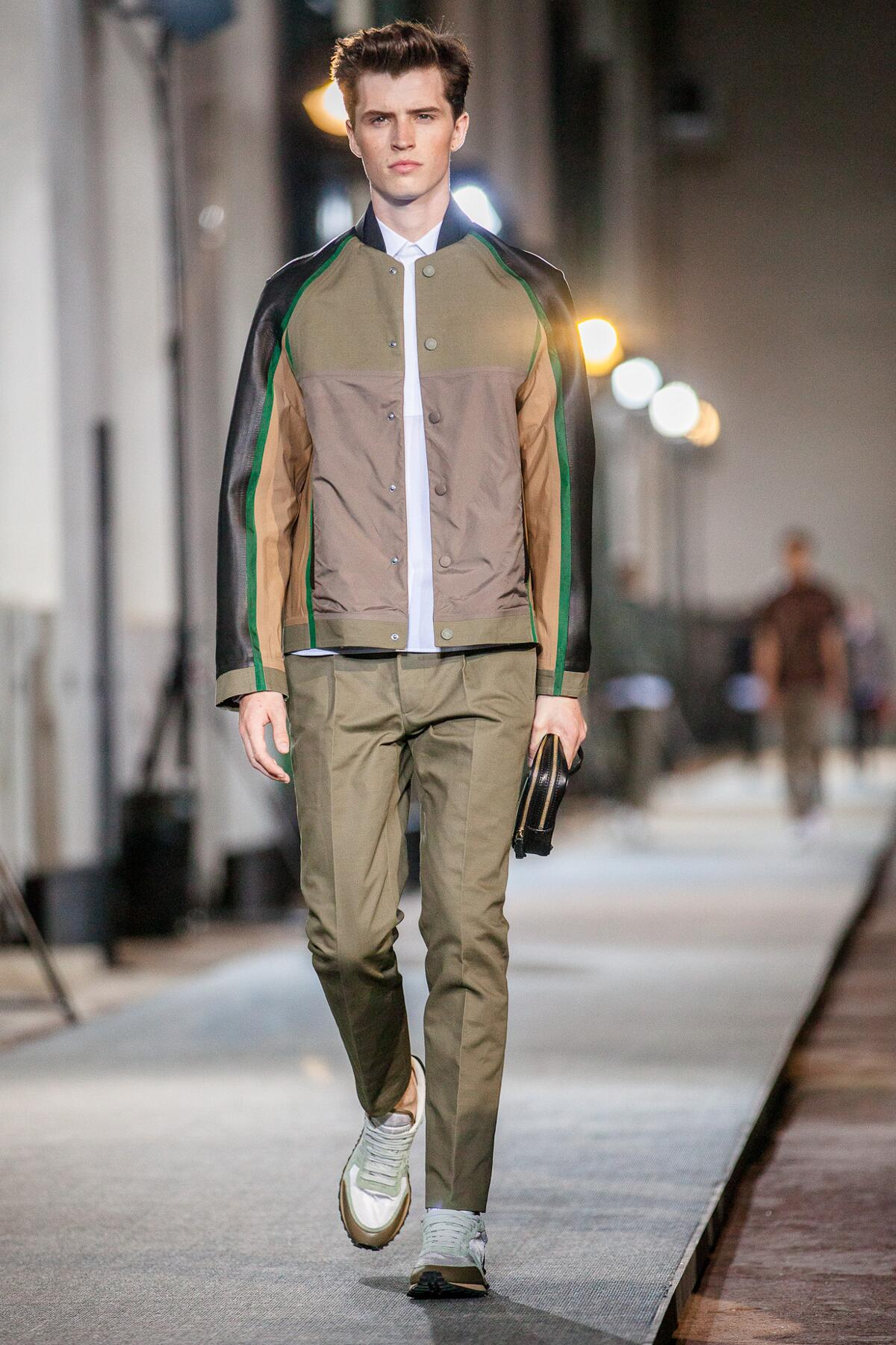 Catwalk Valentino Spring Summer 2013 Men Collection Pitti Immagine Uomo