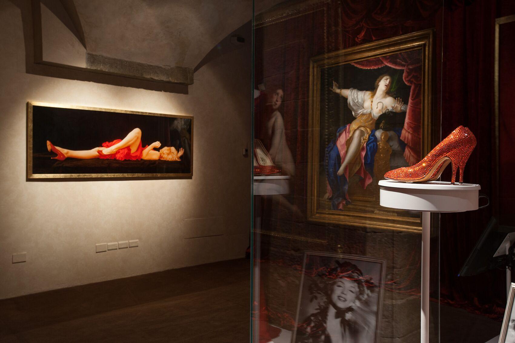 Marilyn Monroe Shoes
