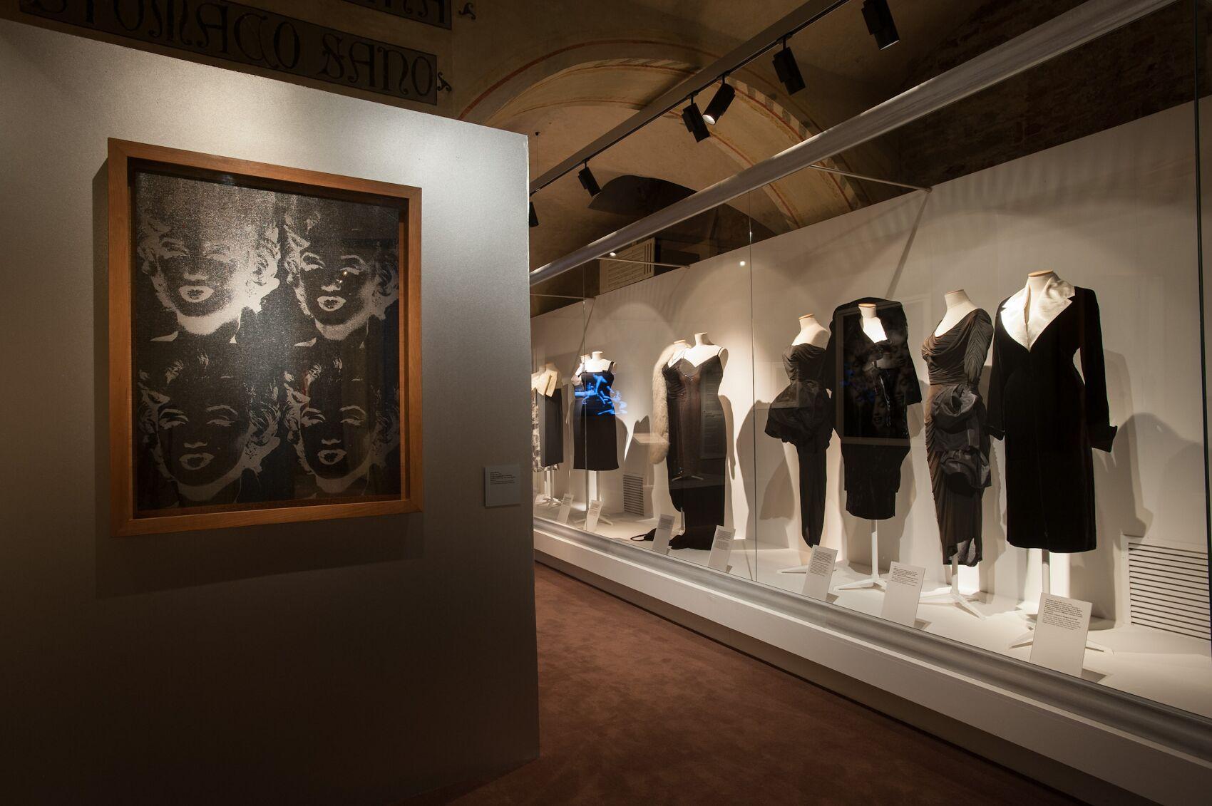 Salvatore Ferragamo Exhibition dedicated to Marilyn Monroe Salvatore Ferragamo Museum Firenze