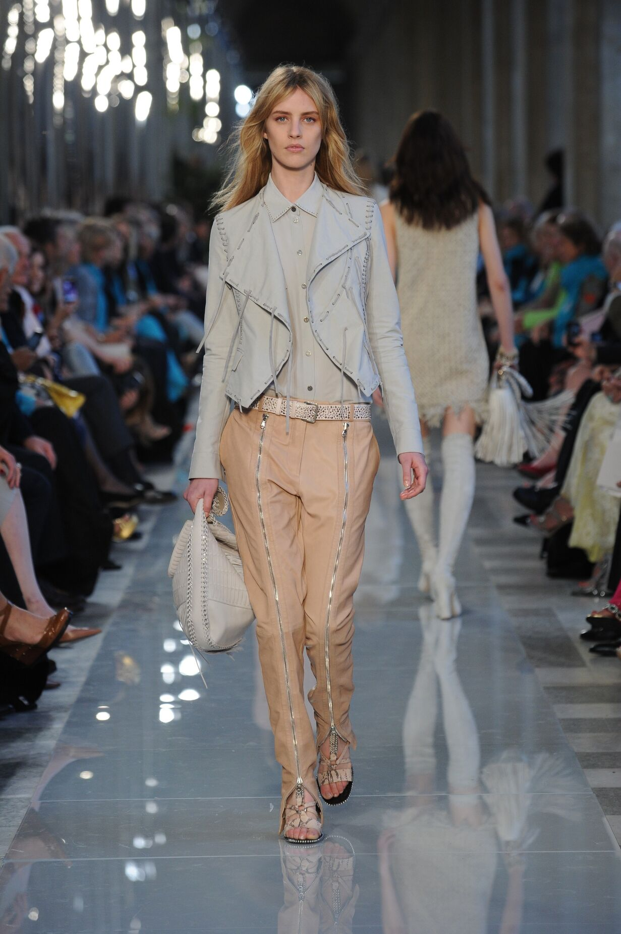 Salvatore Ferragamo SS 2013 Women's Resort Collection - Louvre Show