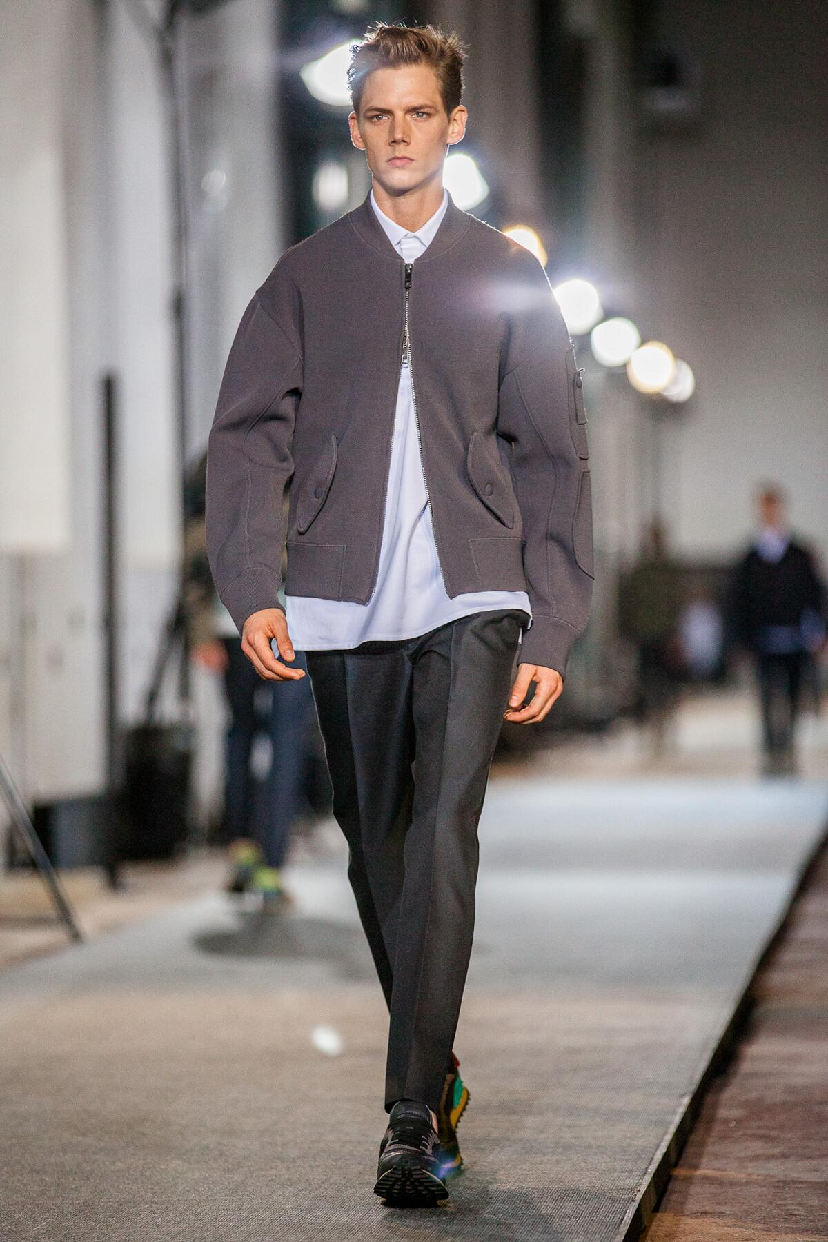 Spring Summer 2013 Fashion Menswear Trends