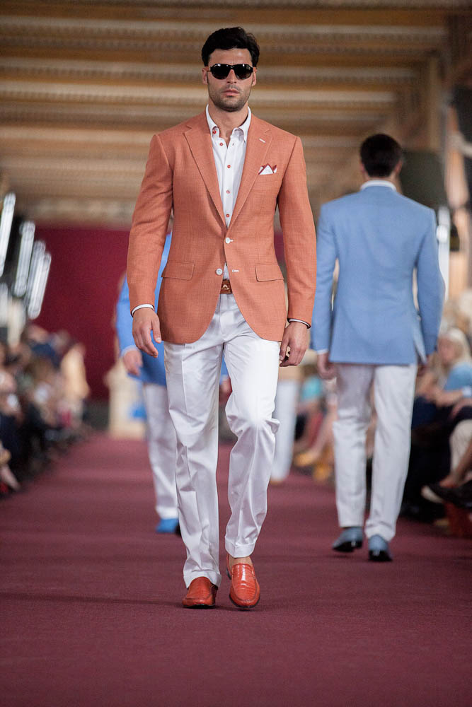 Stefano Ricci SS Men's Collection 2013 Uffizi Gallery - Pitti Uomo