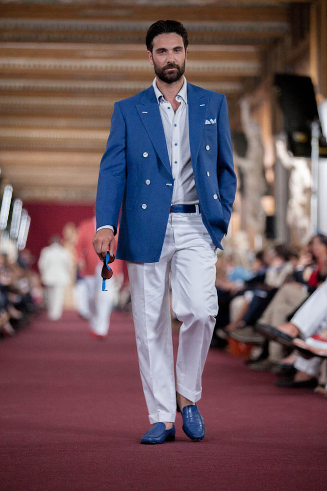 Stefano Ricci Spring Summer Men's Collection 2013 - Uffizi Fashion Show