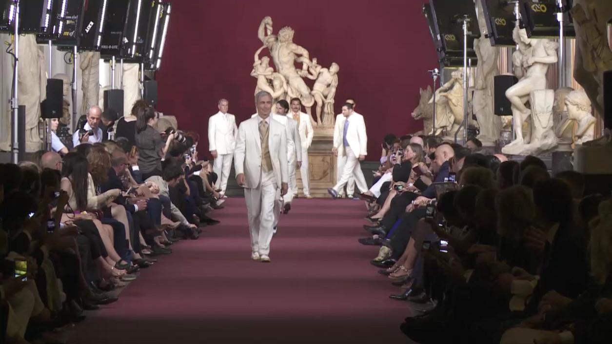 Stefano Ricci - Uffizi Fashion Show