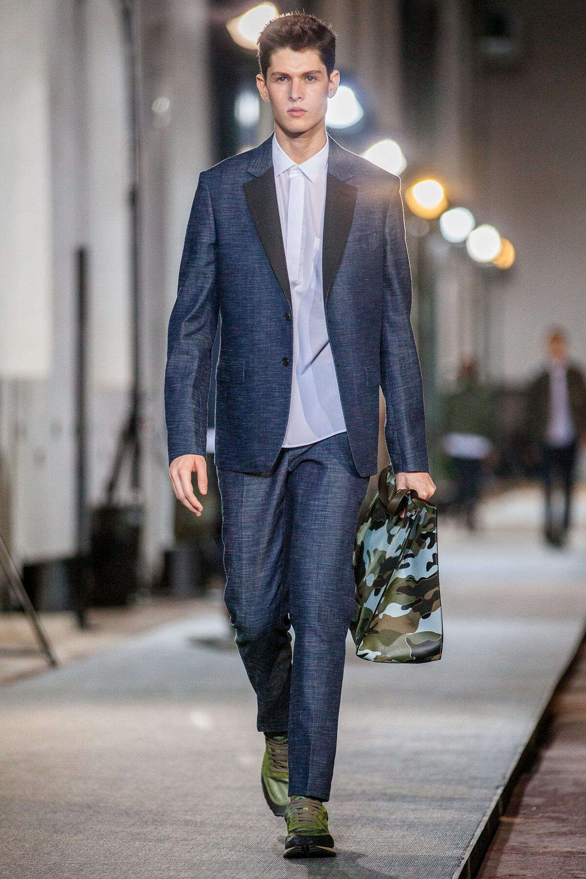 Valentino Spring Summer 2013 Men's Collection Pitti Fashion Show