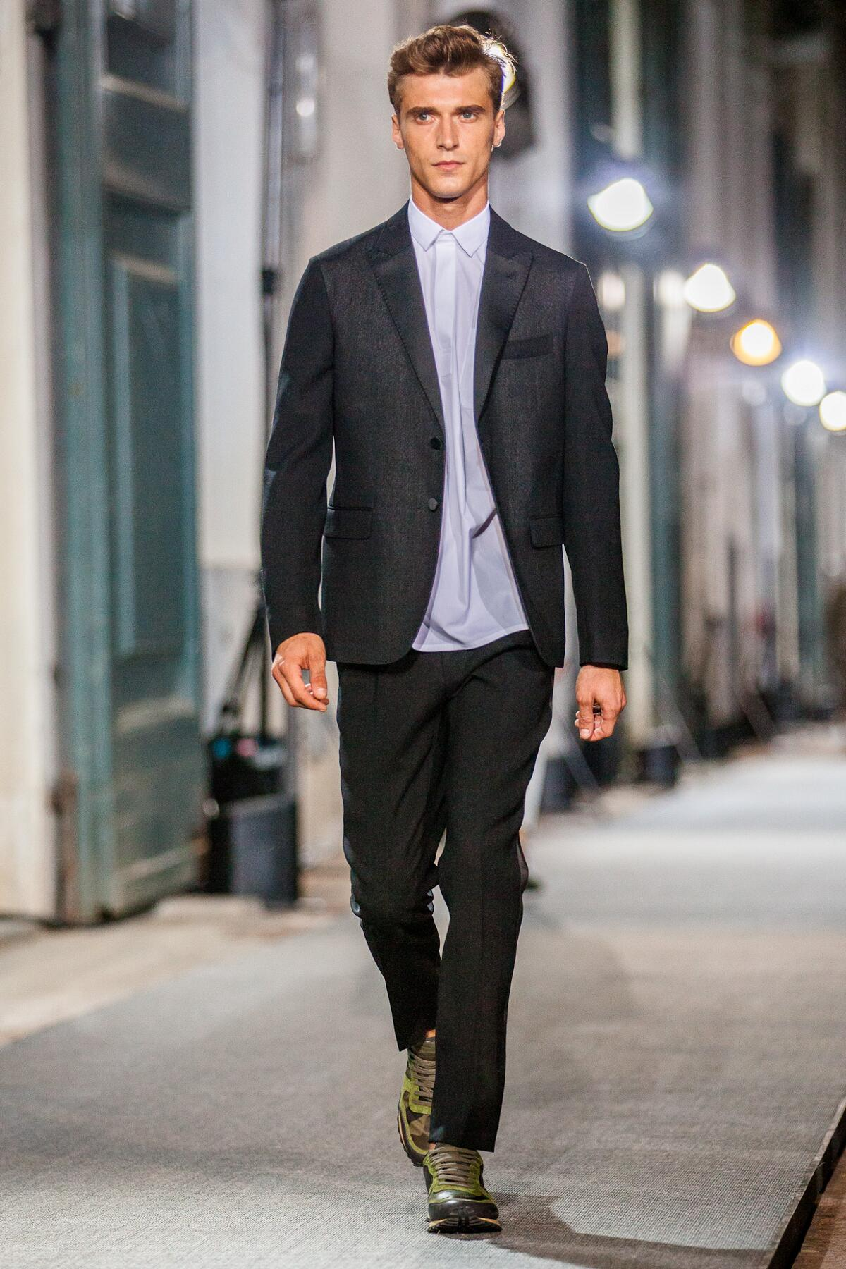 Valentino Spring Summer 2013 Menswear Collection Pitti Immagine Uomo