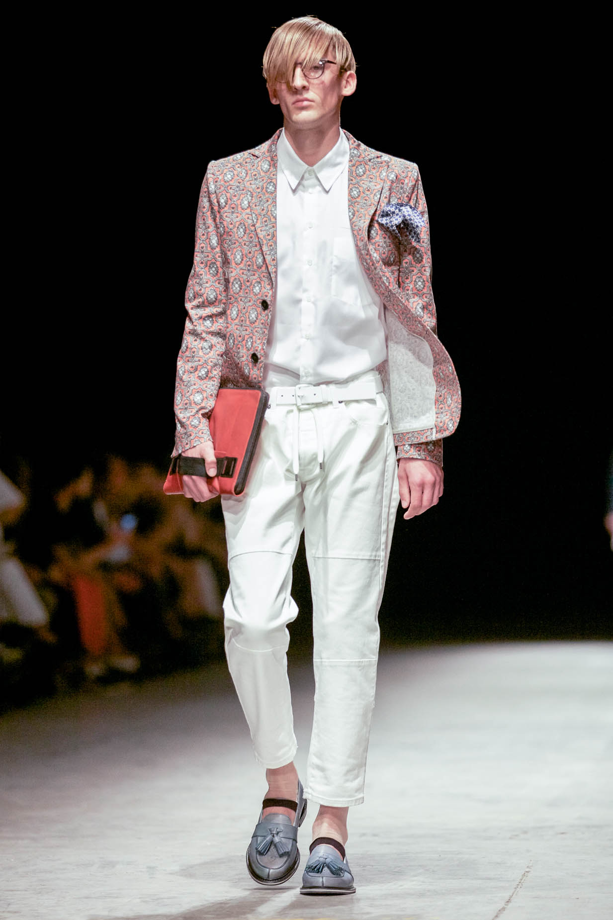 Andrea Pompilio Spring Summer 2013 Men's Collection Pitti Immagine Uomo Fashion Show