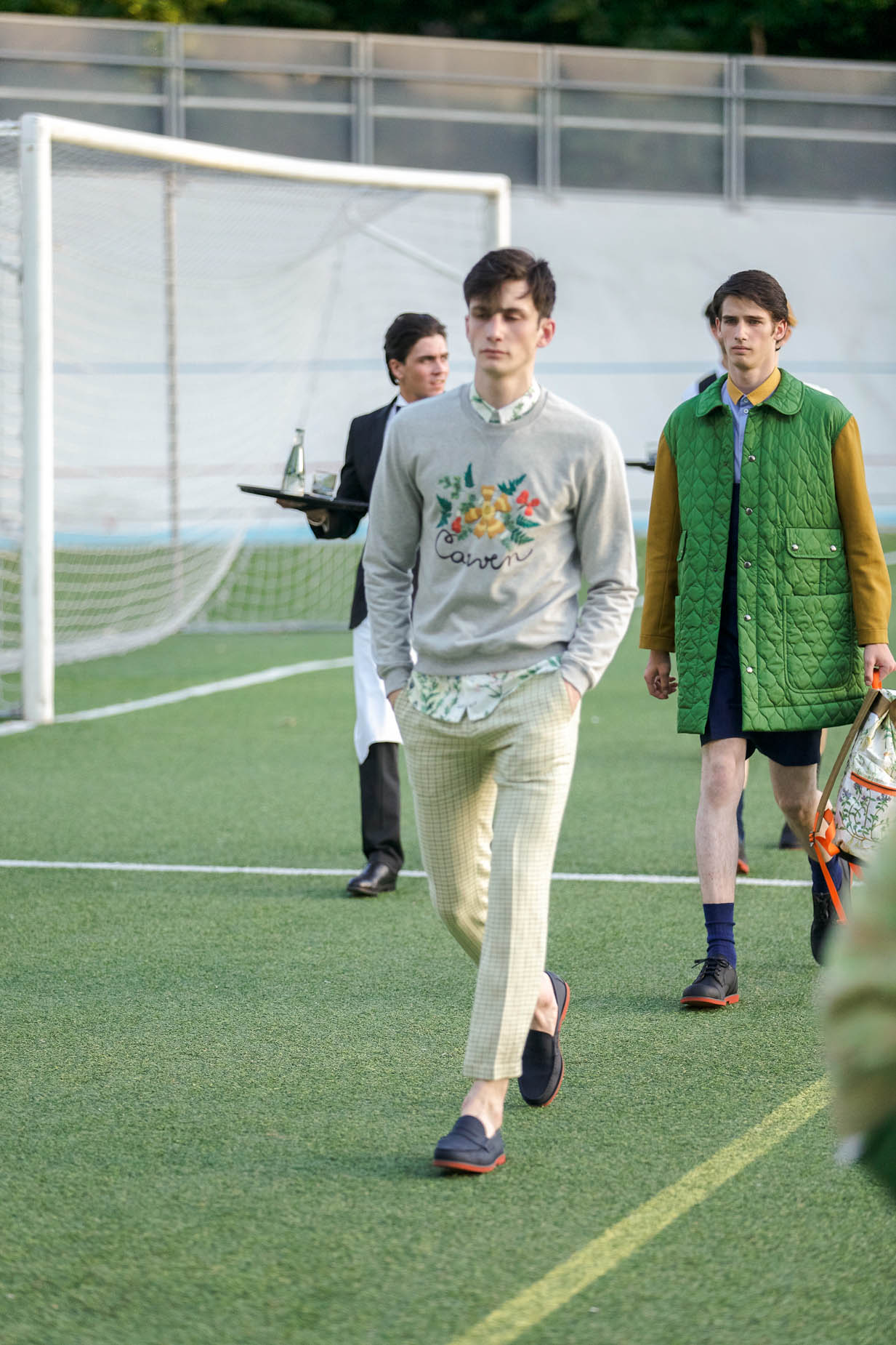 Carven Spring Summer 2013 Men's Collection Pitti Fashion Show