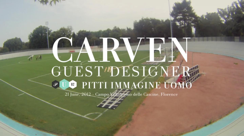 Carven Spring Summer 2013 Men's Fashion Show - Pitti Uomo