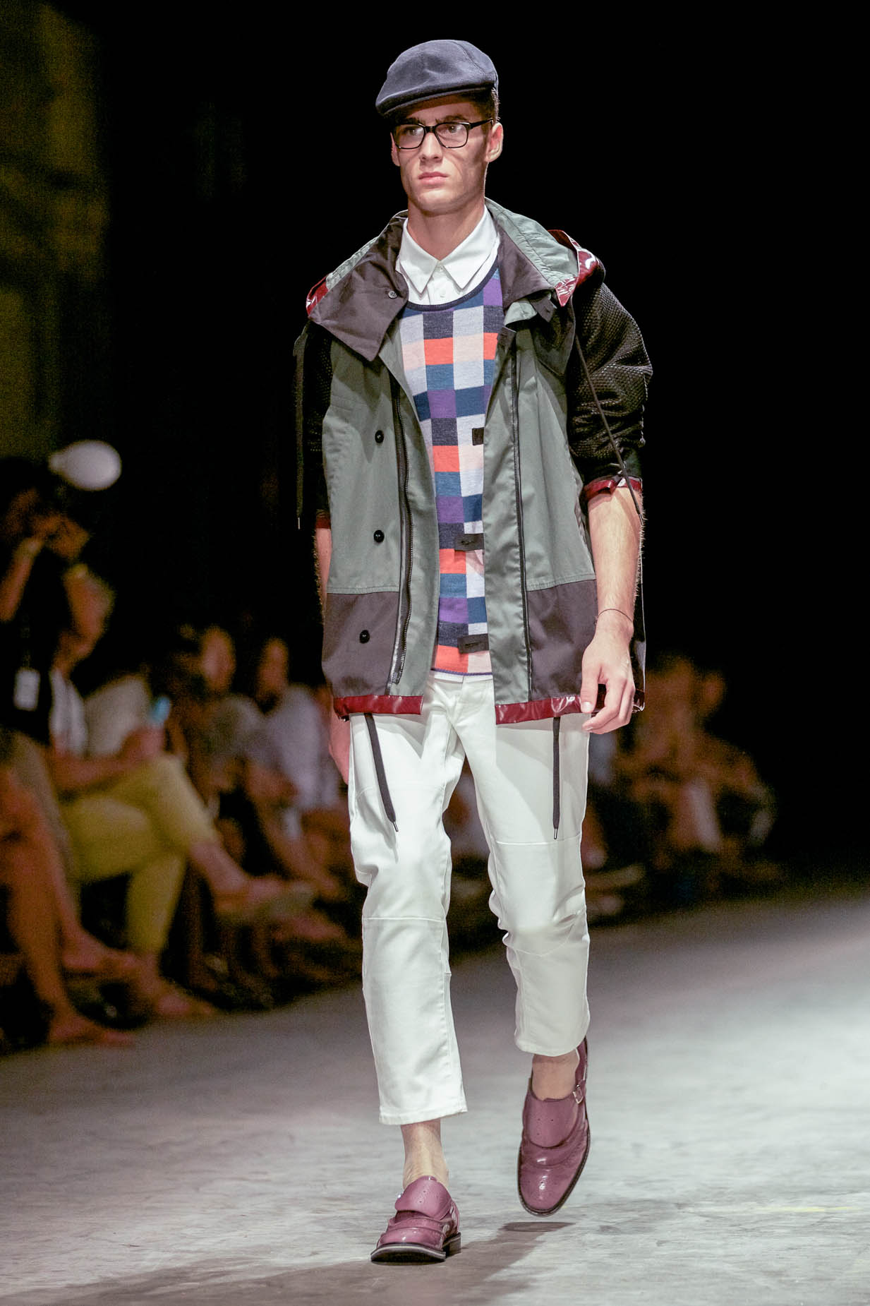 Catwalk Andrea Pompilio Spring Summer 2013 Men Collection Pitti Immagine Uomo