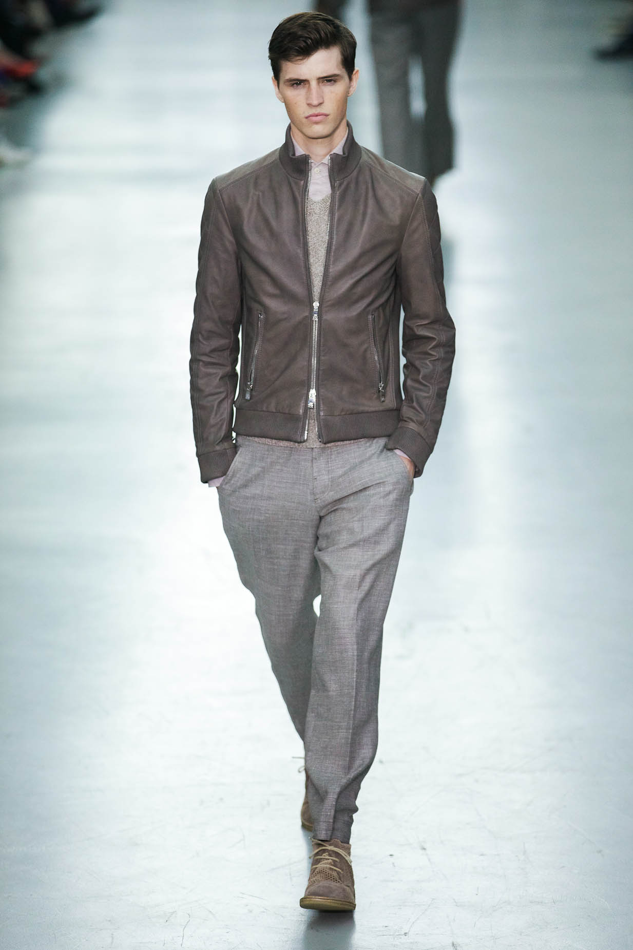 Corneliani Spring Summer 2013 Men Collection Milano Fashion Week