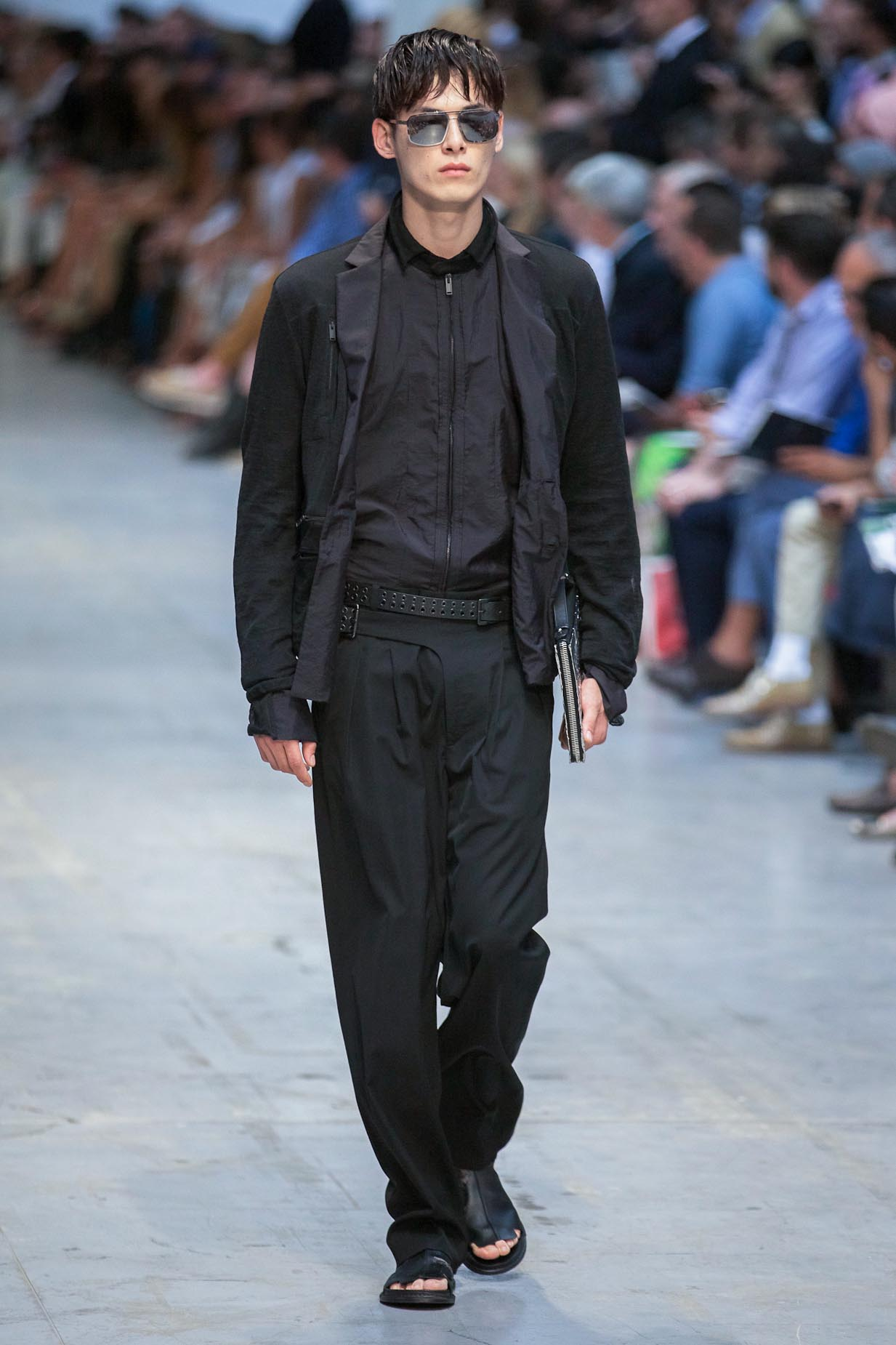 Costume National Homme Runway