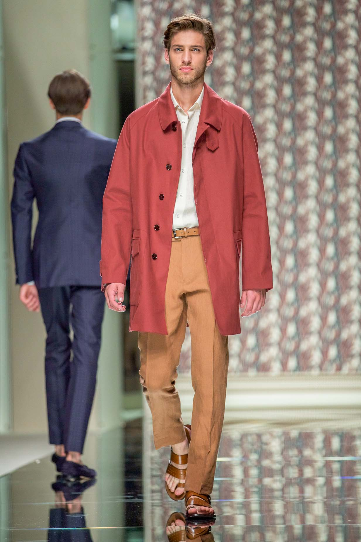 Ermenegildo Zegna Men's Collection 2013