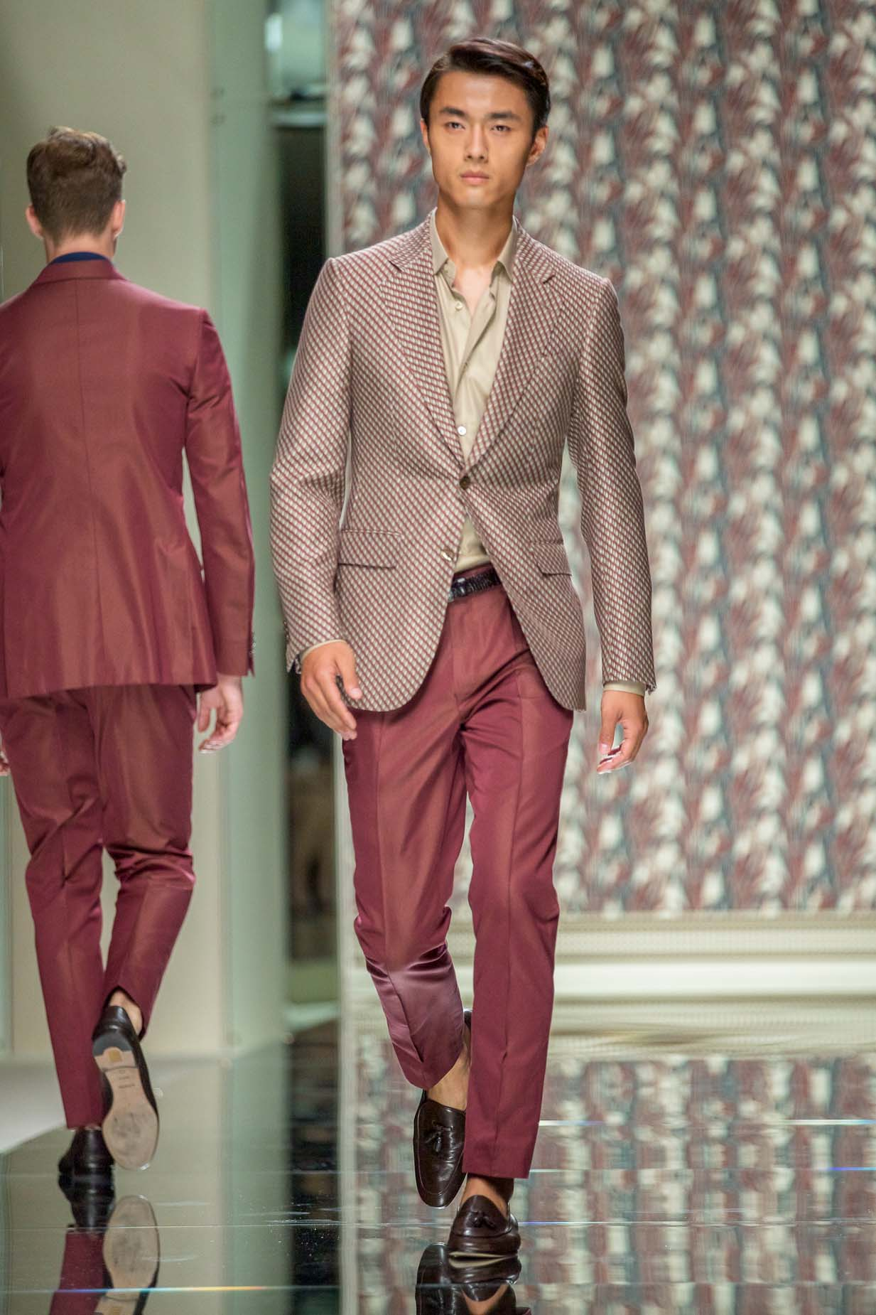 Ermenegildo Zegna SS 2013 Men Collection