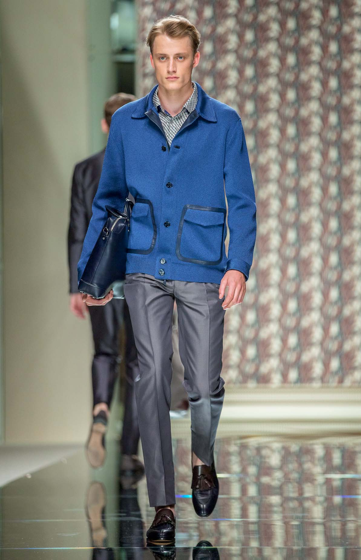 Ermenegildo Zegna Spring Summer 2013 Menswear Collection Milano Fashion Week