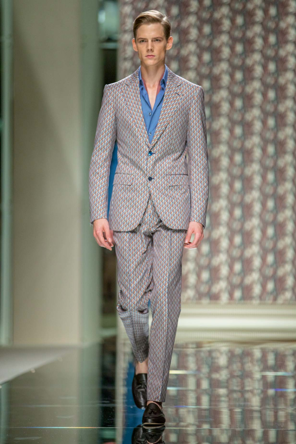 Italian Luxury Suit Zegna
