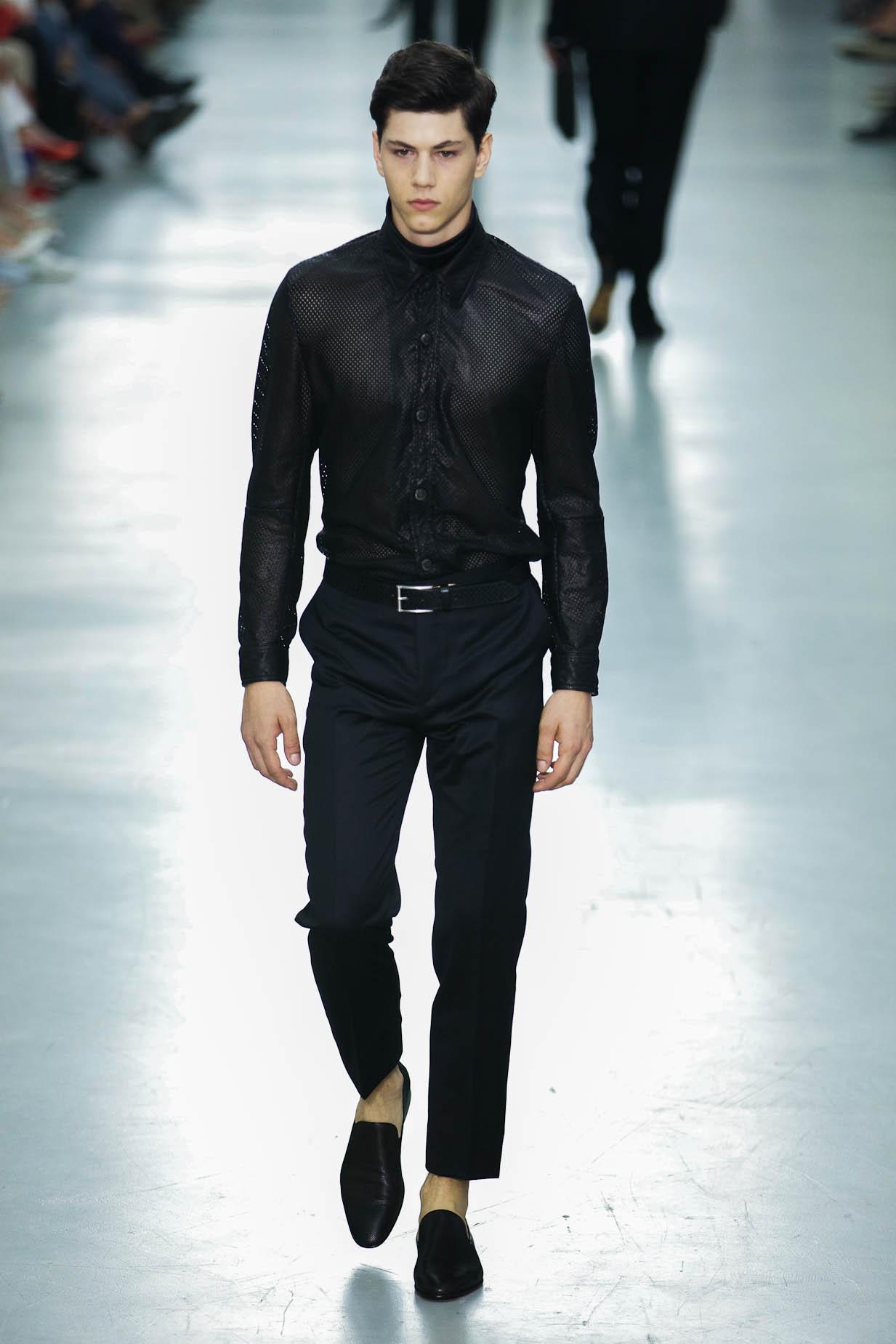 Corneliani Spring Summer 2013 Menswear Collection - Milano Fashion Week