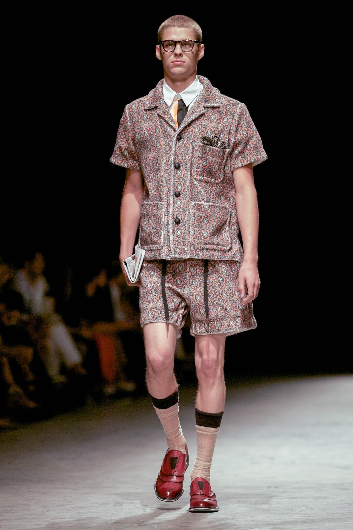 Runway Andrea Pompilio Spring Summer 2013 Men Collection Pitti Immagine Uomo