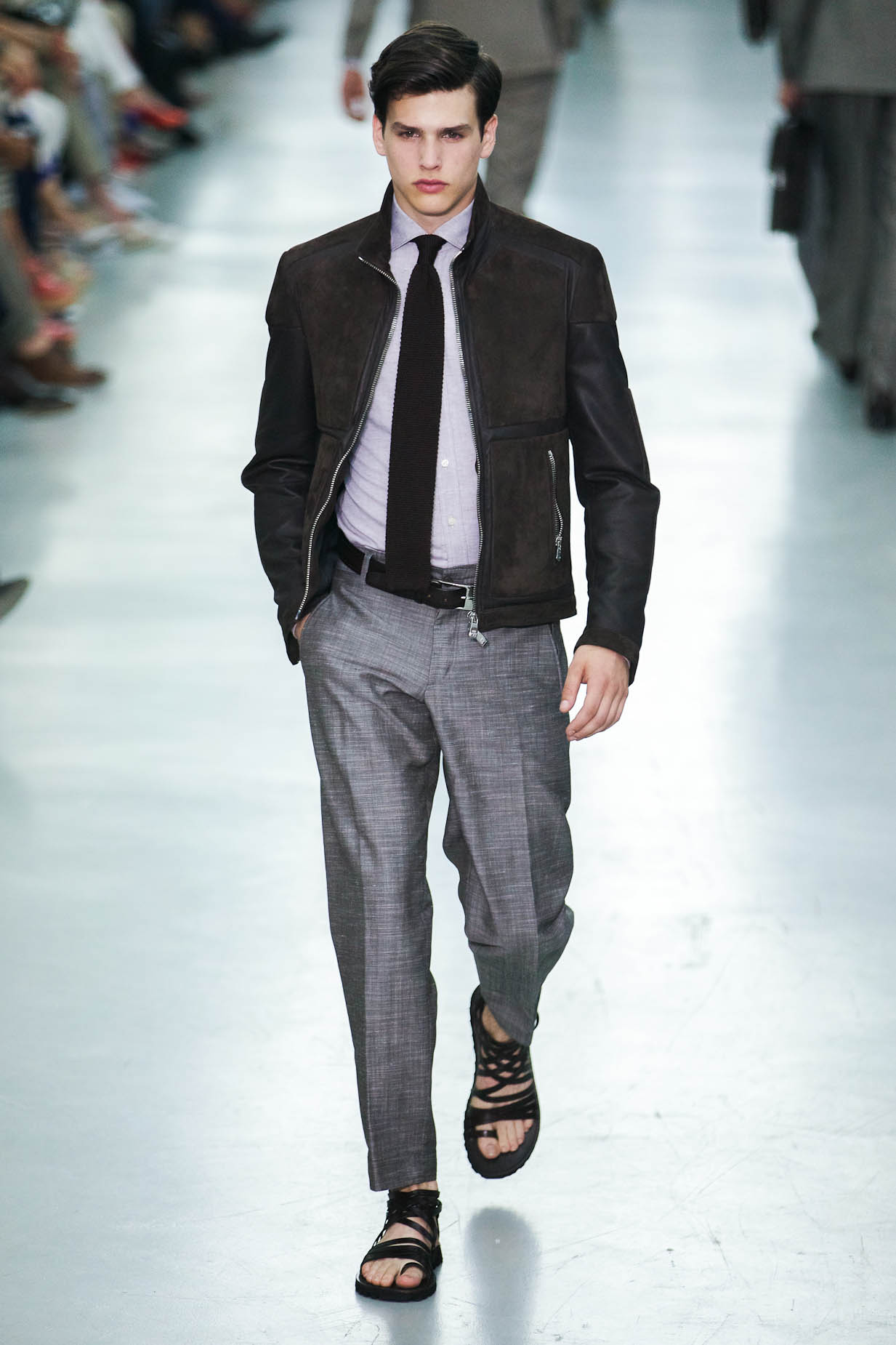 corneliani spring summer 2013 men�s collection the