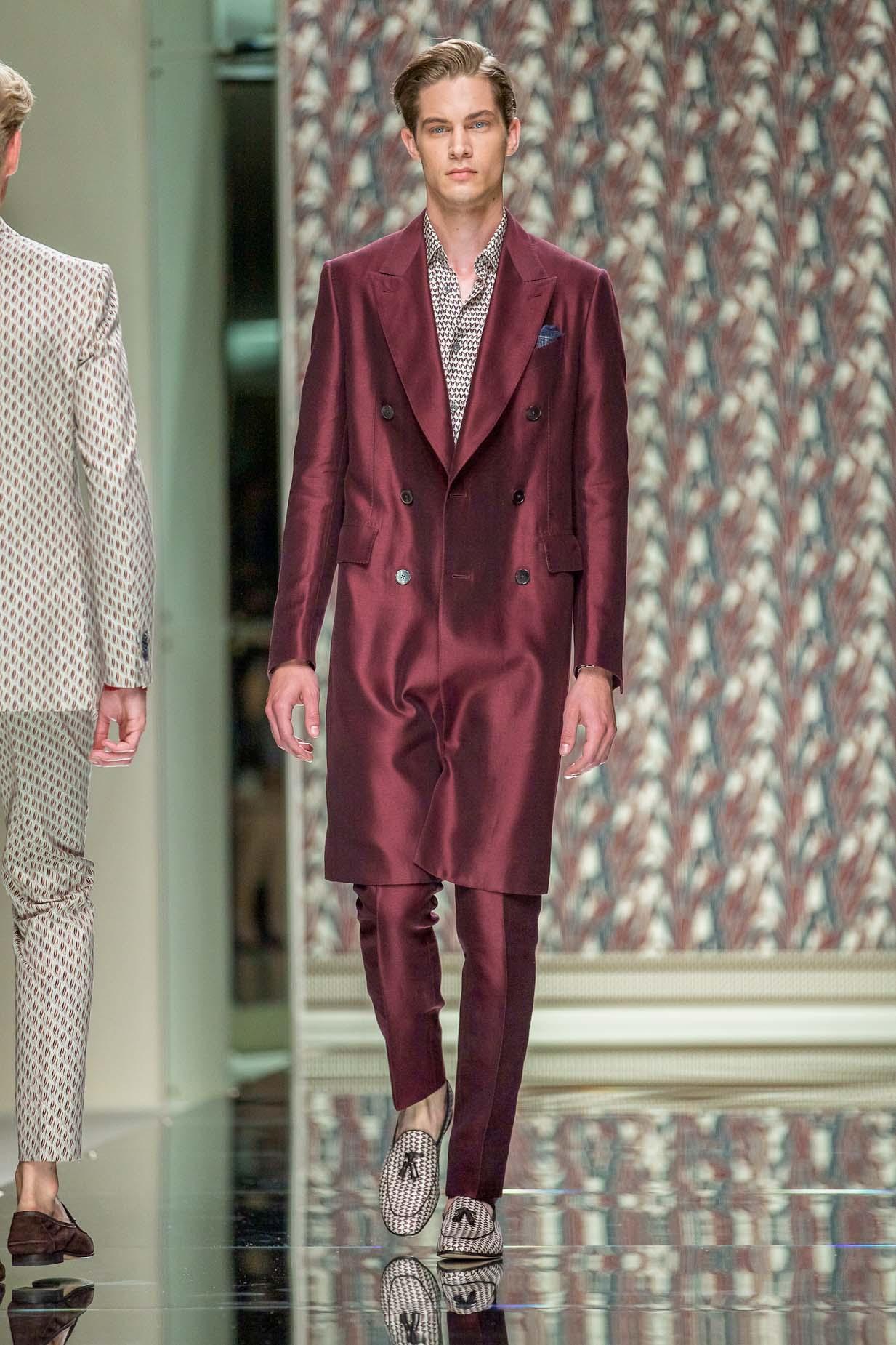 Spring 2013 Men Italian Suit