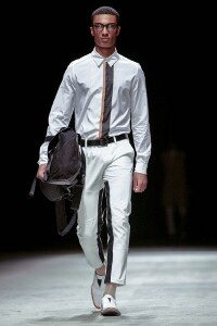 ANDREA POMPILIO SPRING SUMMER 2013 MEN'S COLLECTION – PITTI IMMAGINE UOMO