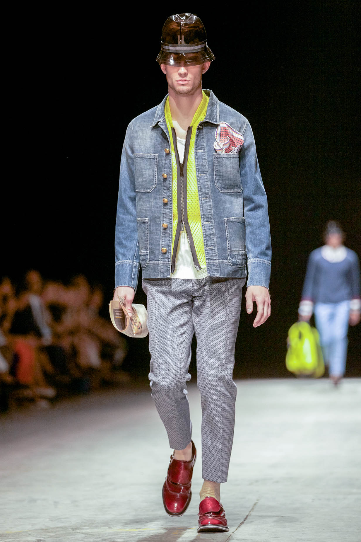 Spring Summer 2013 Fashion Men's Collection Andrea Pompilio