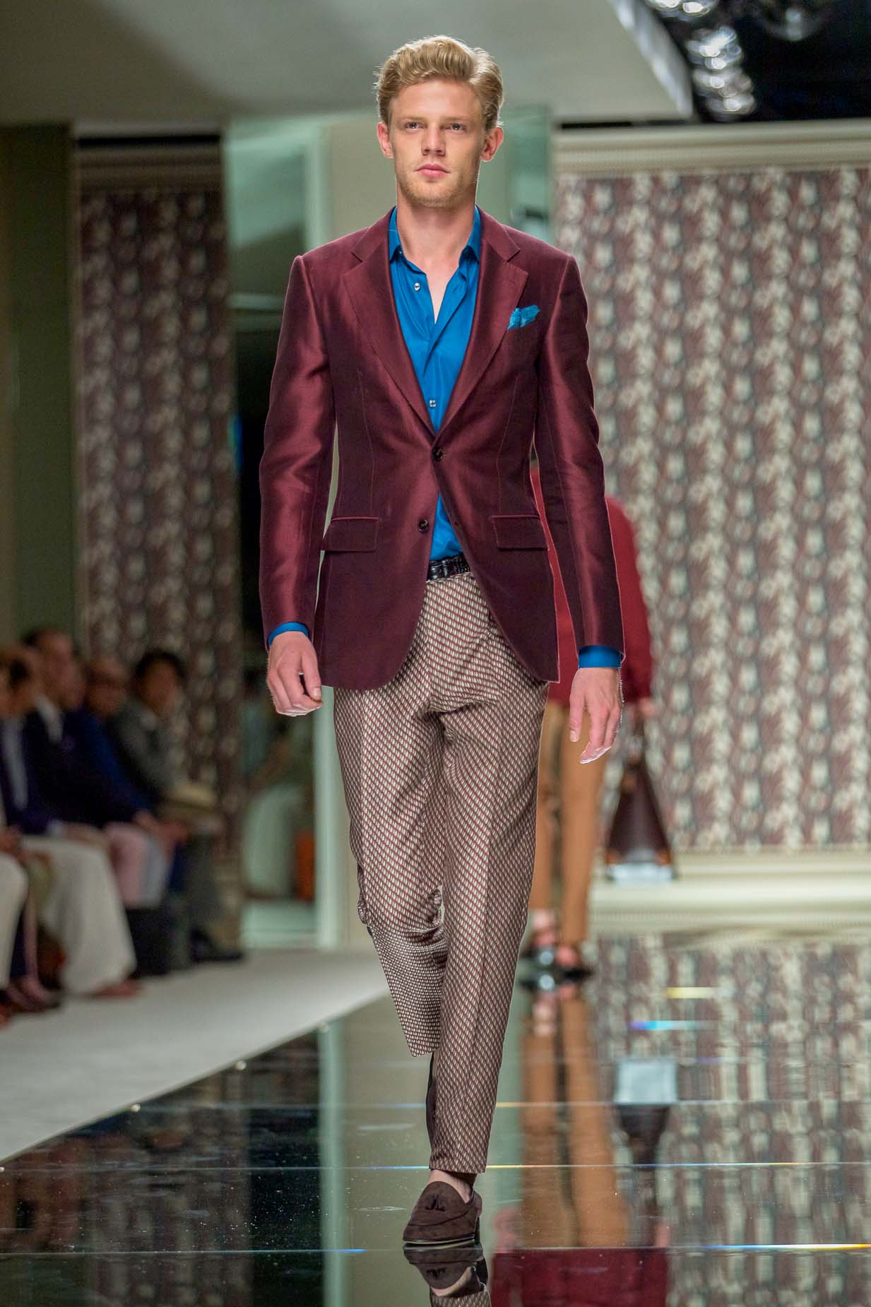 Spring Summer 2013 Fashion Men's Collection Ermenegildo Zegna