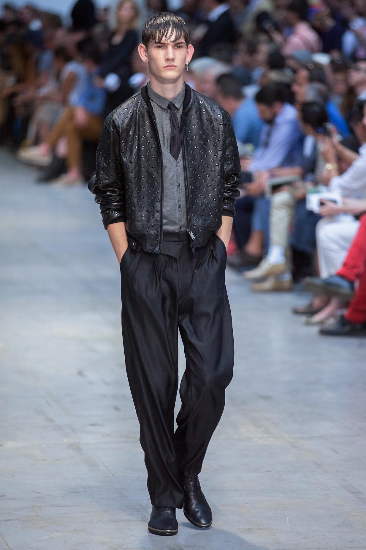 Summer 2013 Fashion Show Costume National Homme