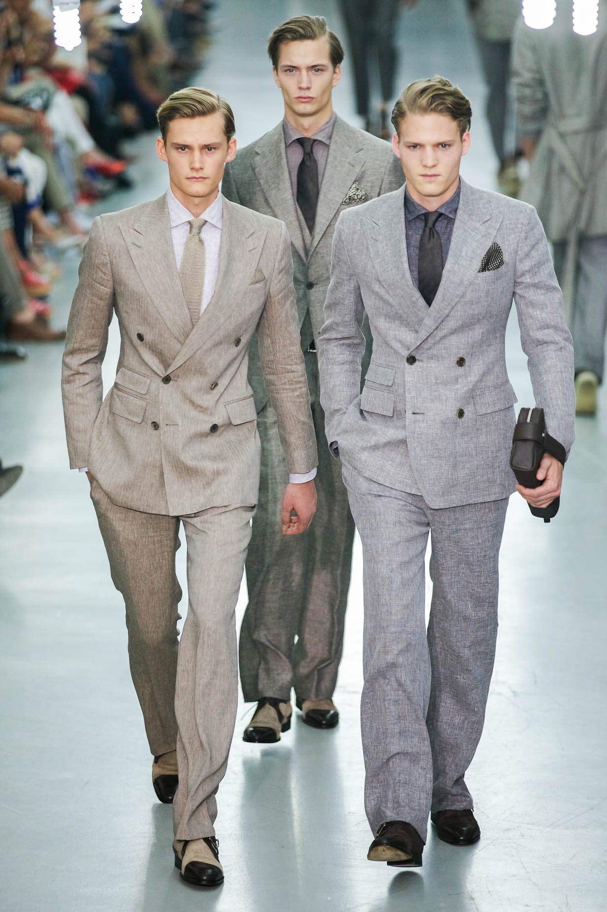 Summer 2013 Fashion Trends Suits