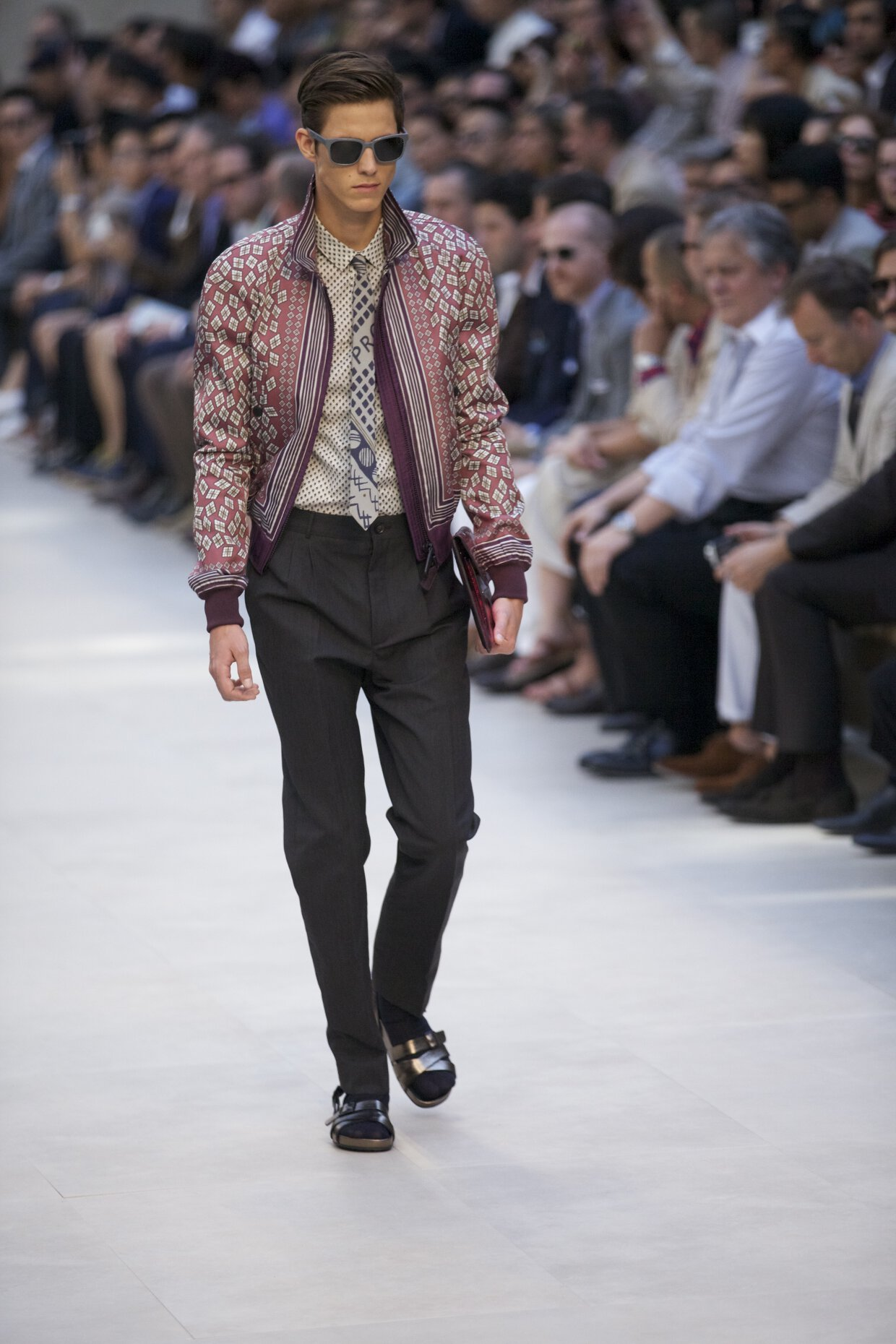 Burberry Prorsum Spring Summer 2013 Men S Collection The