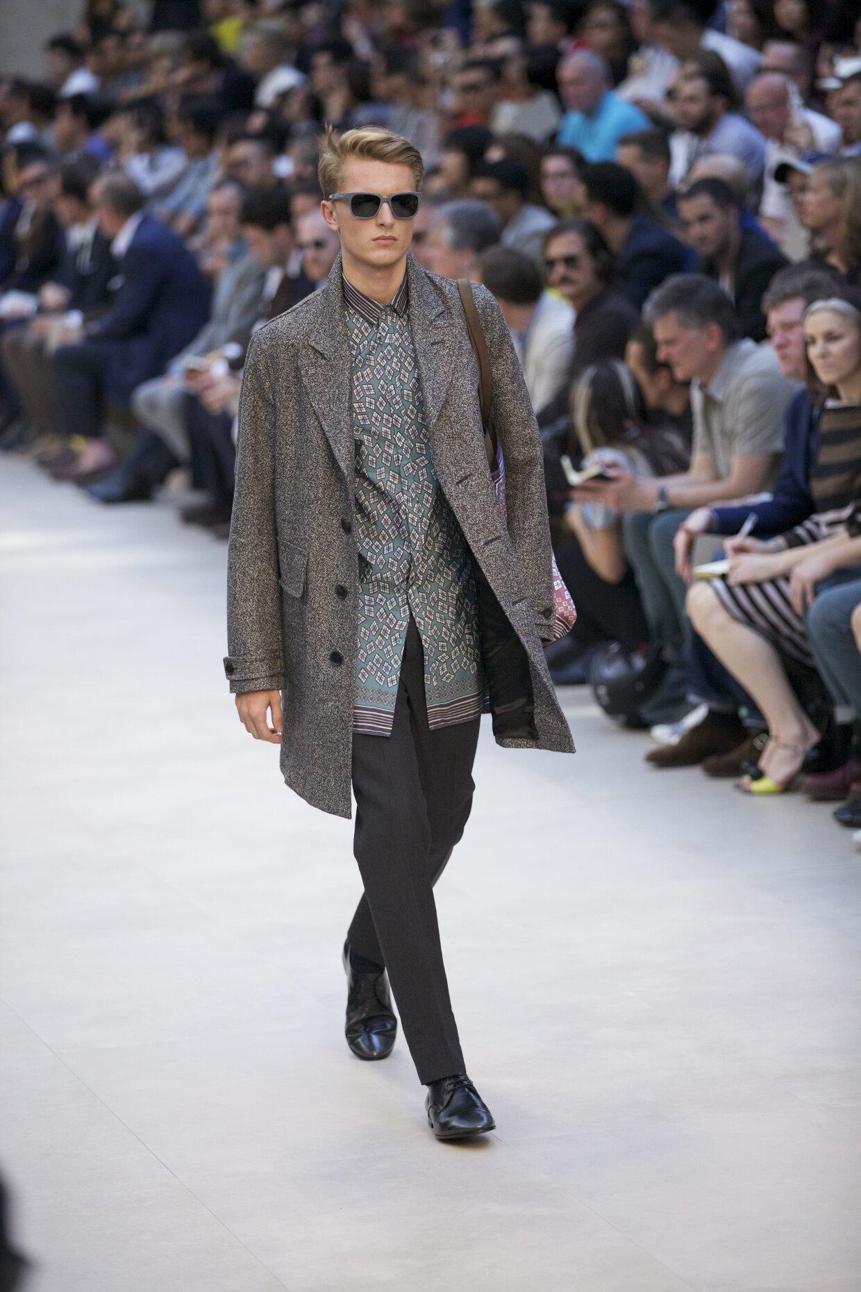 Burberry Prorsum - Milan Fashion Week
