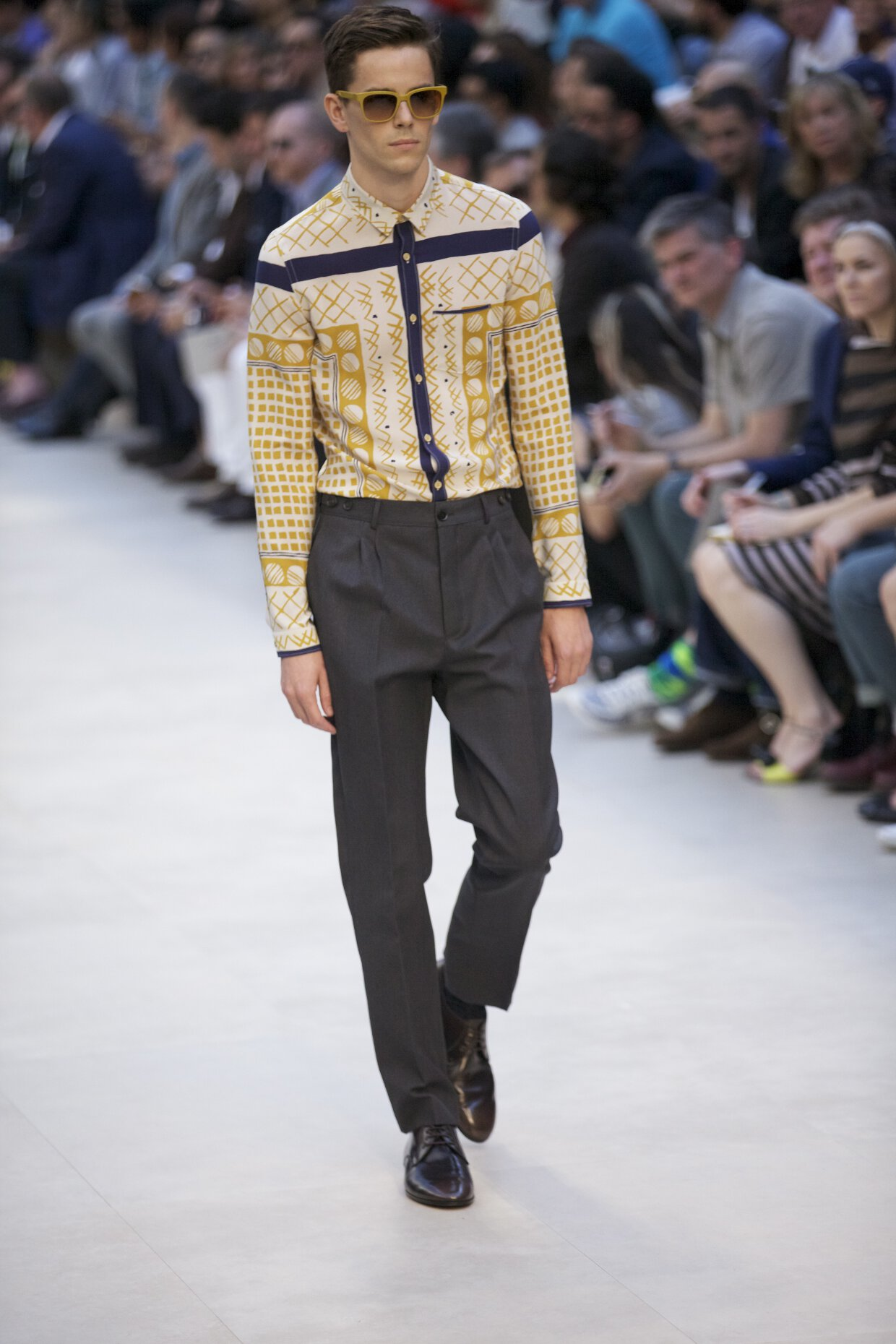 BURBERRY PRORSUM SPRING SUMMER 2013 MEN'S COLLECTION