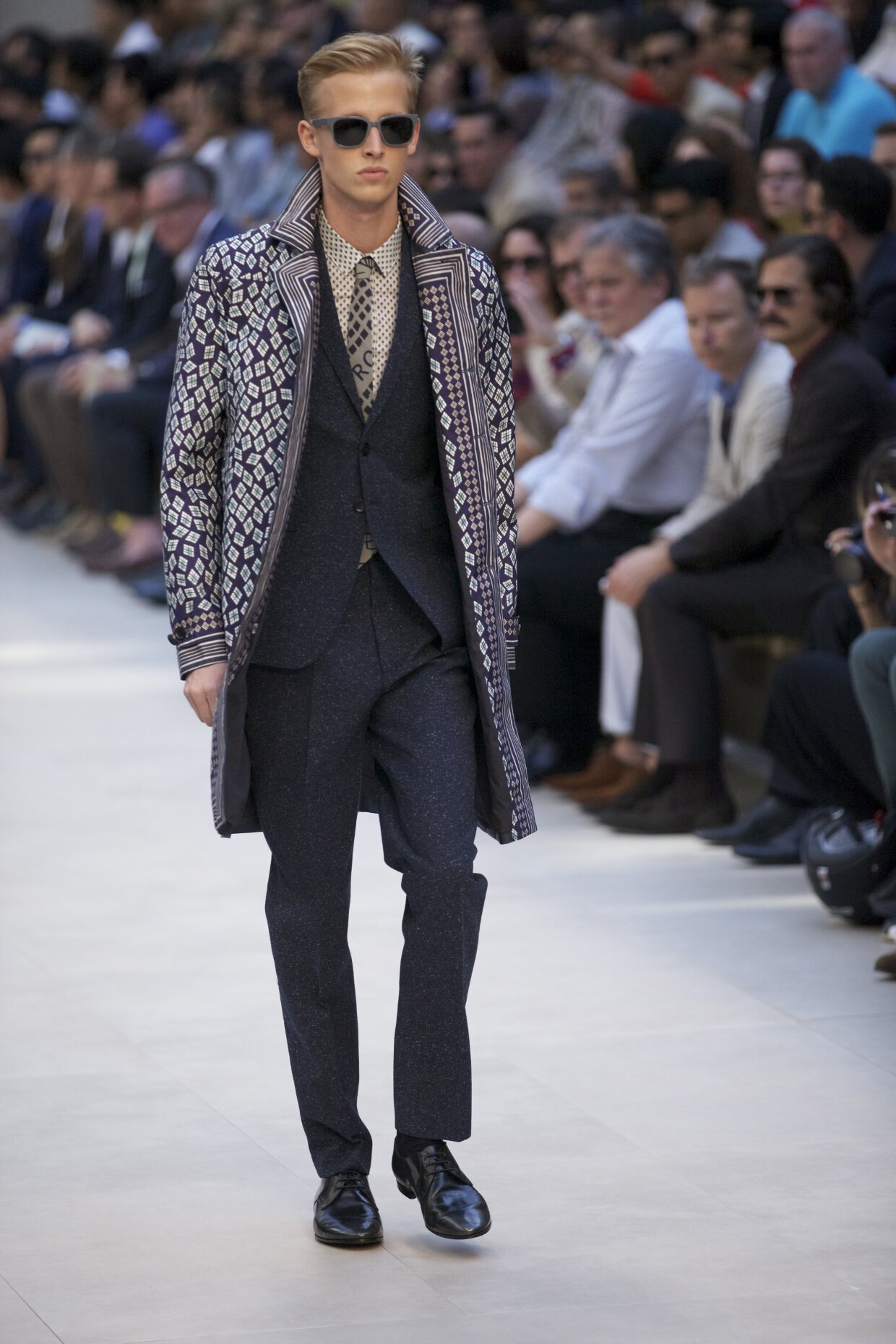 Burberry Prorsum Spring Summer 2013 Men Collection Milano Fashion Week Fashion Show