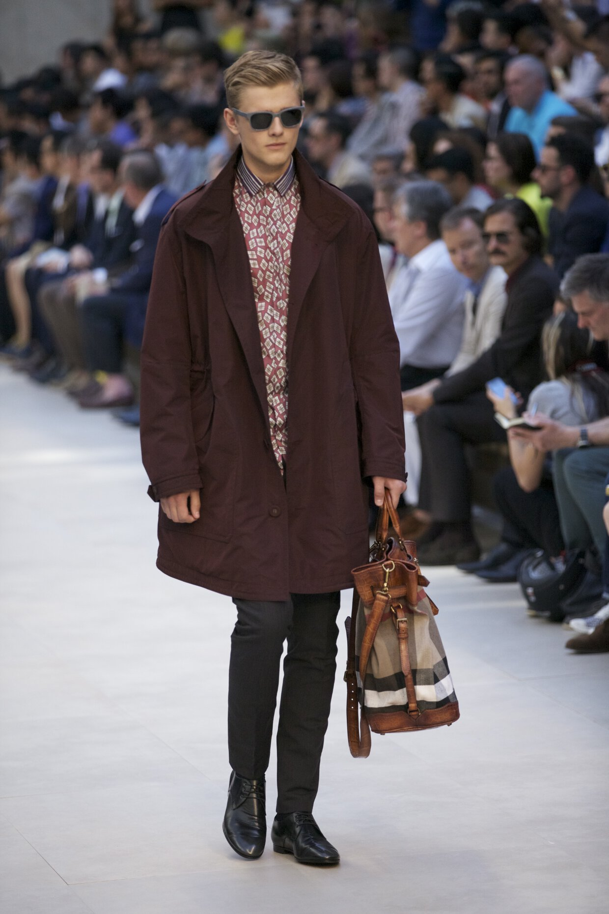 Burberry Prorsum Spring Summer 2013 Menswear Collection Milano Fashion Week