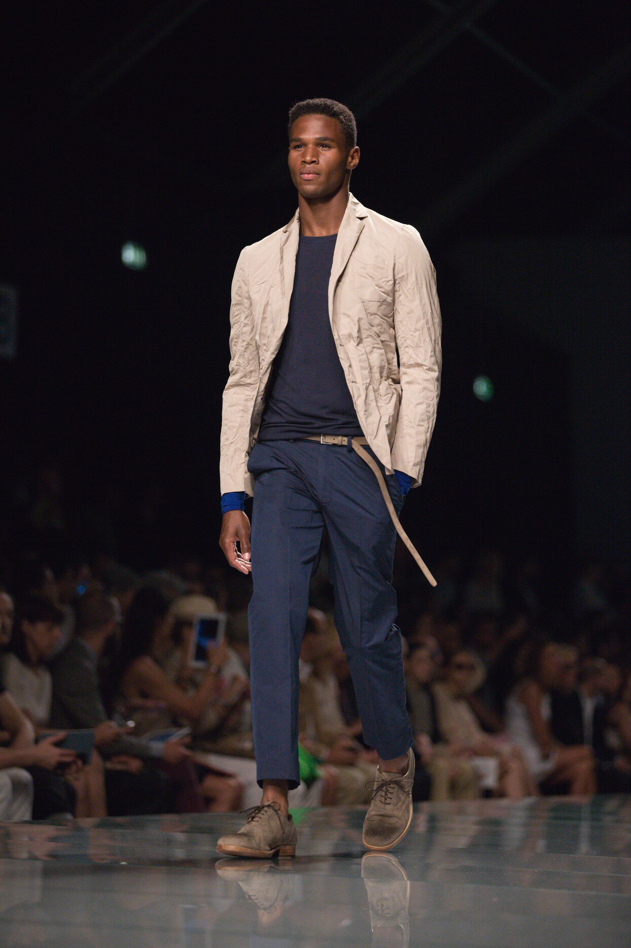 Catwalk Ermanno Scervino Spring Summer 2013 Men Collection Milano Fashion Week