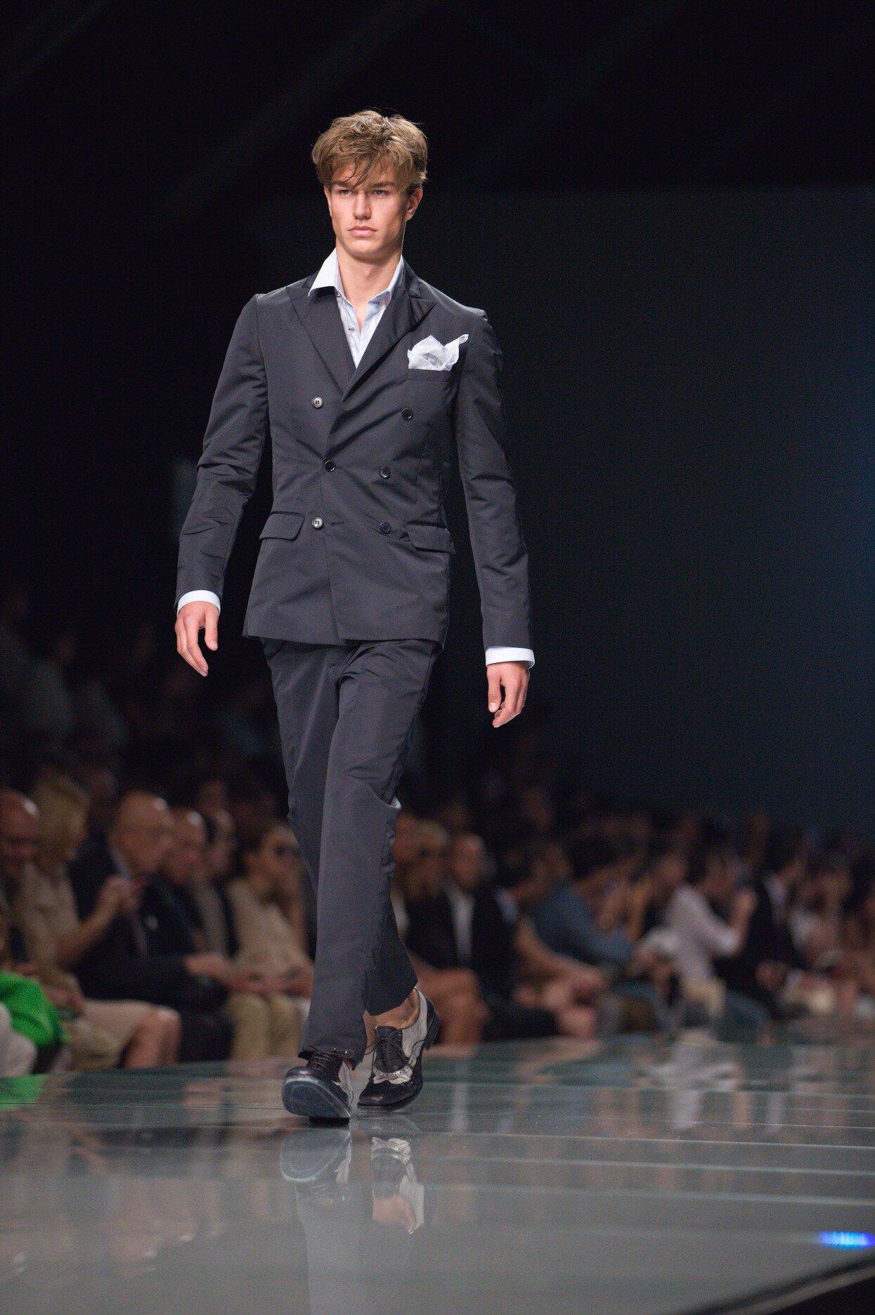 Ermanno Scervino Man Suit