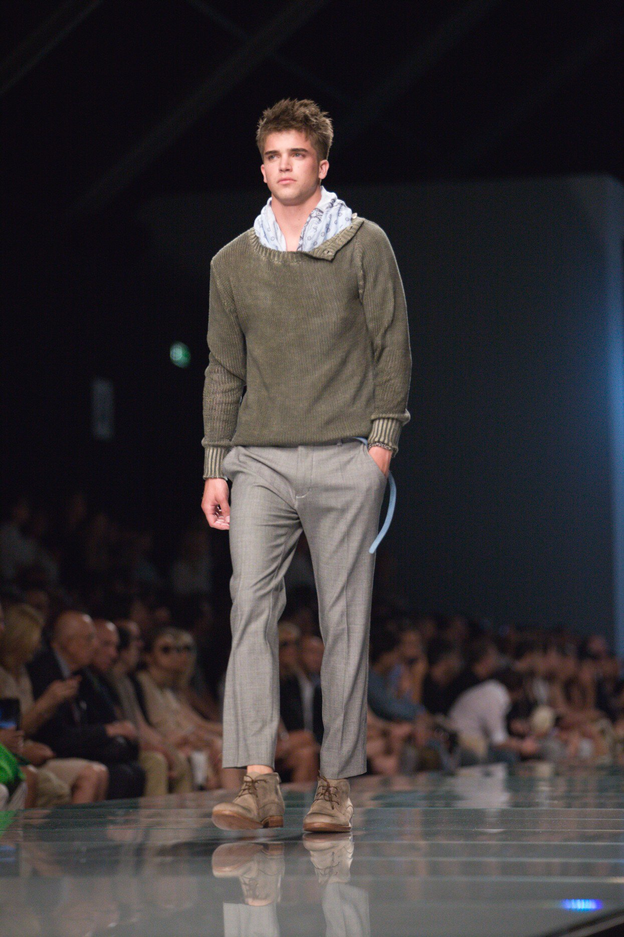 Ermanno Scervino SS 2013 Men Collection