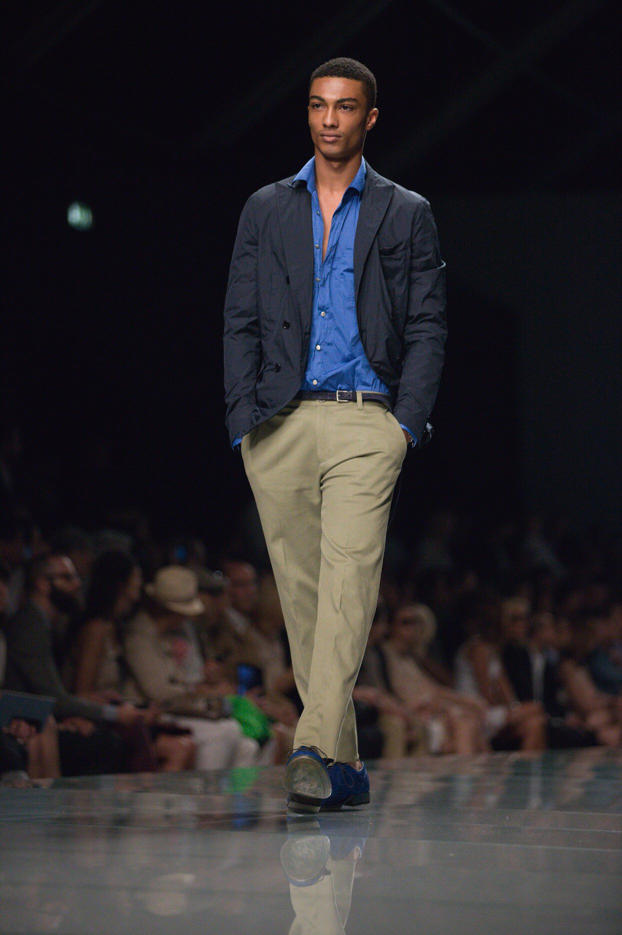 Ermanno Scervino Spring Summer 2013 Men Collection Milano Fashion Week Fashion Show