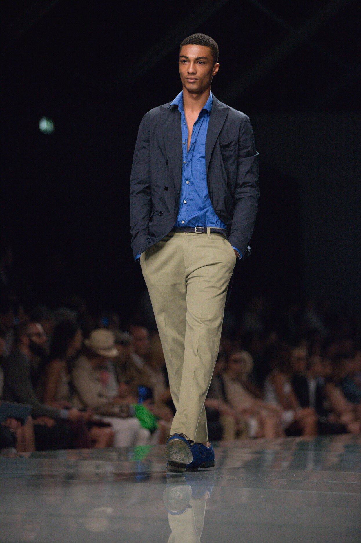 Ermanno Scervino Spring Summer 2013 Men Collection Milano Fashion Week Fashion Show