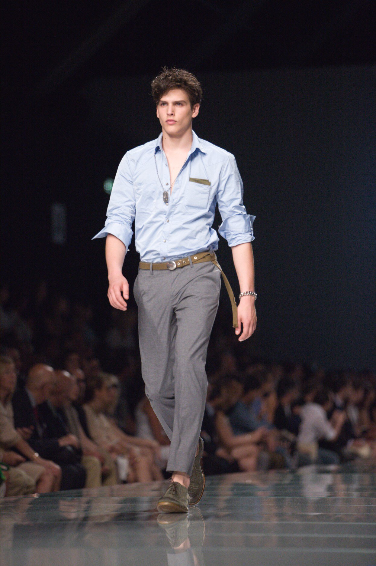 Ermanno Scervino Spring Summer 2013 Menswear Collection Milano Fashion Week