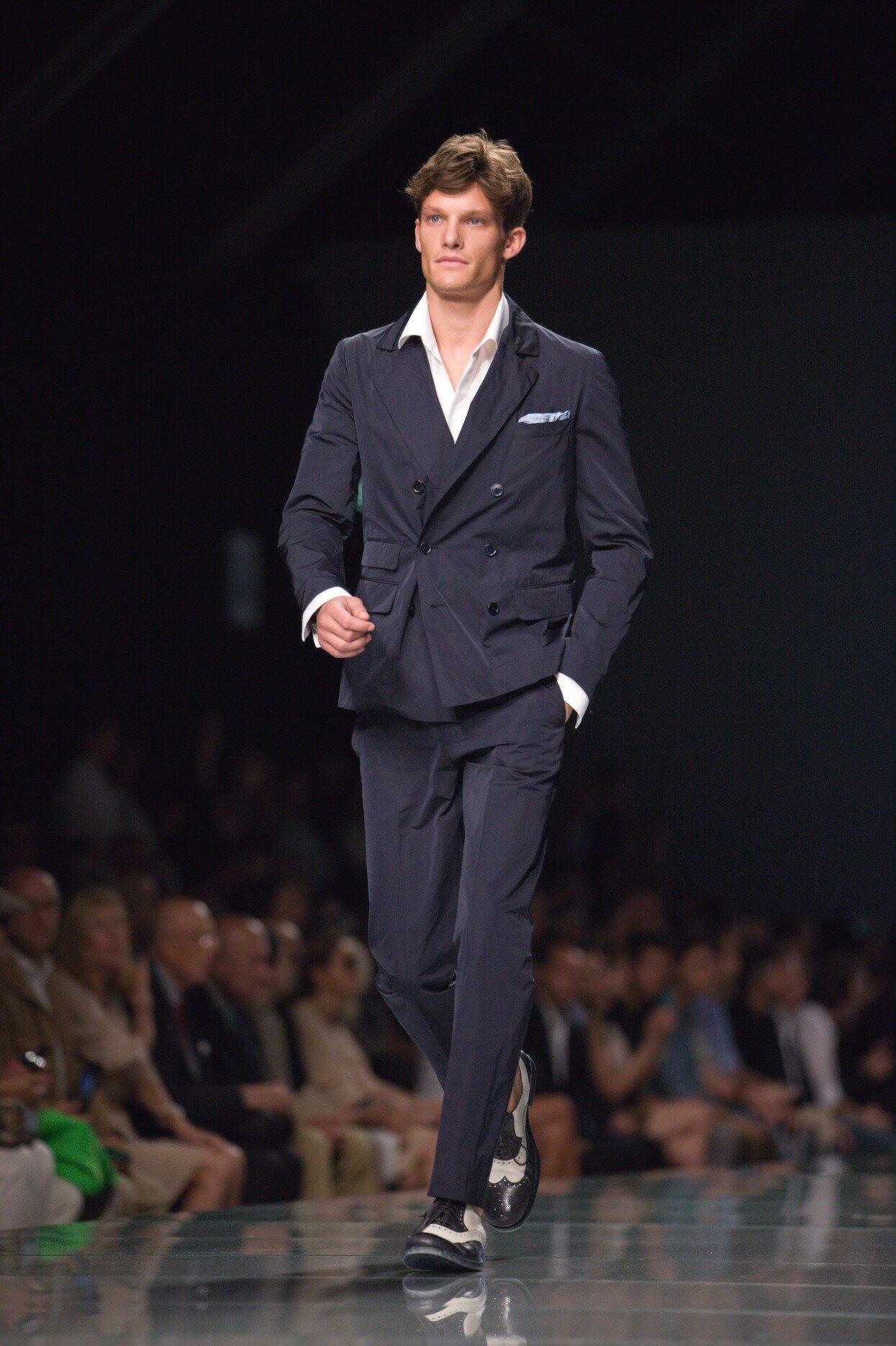 Italian Luxury Suit