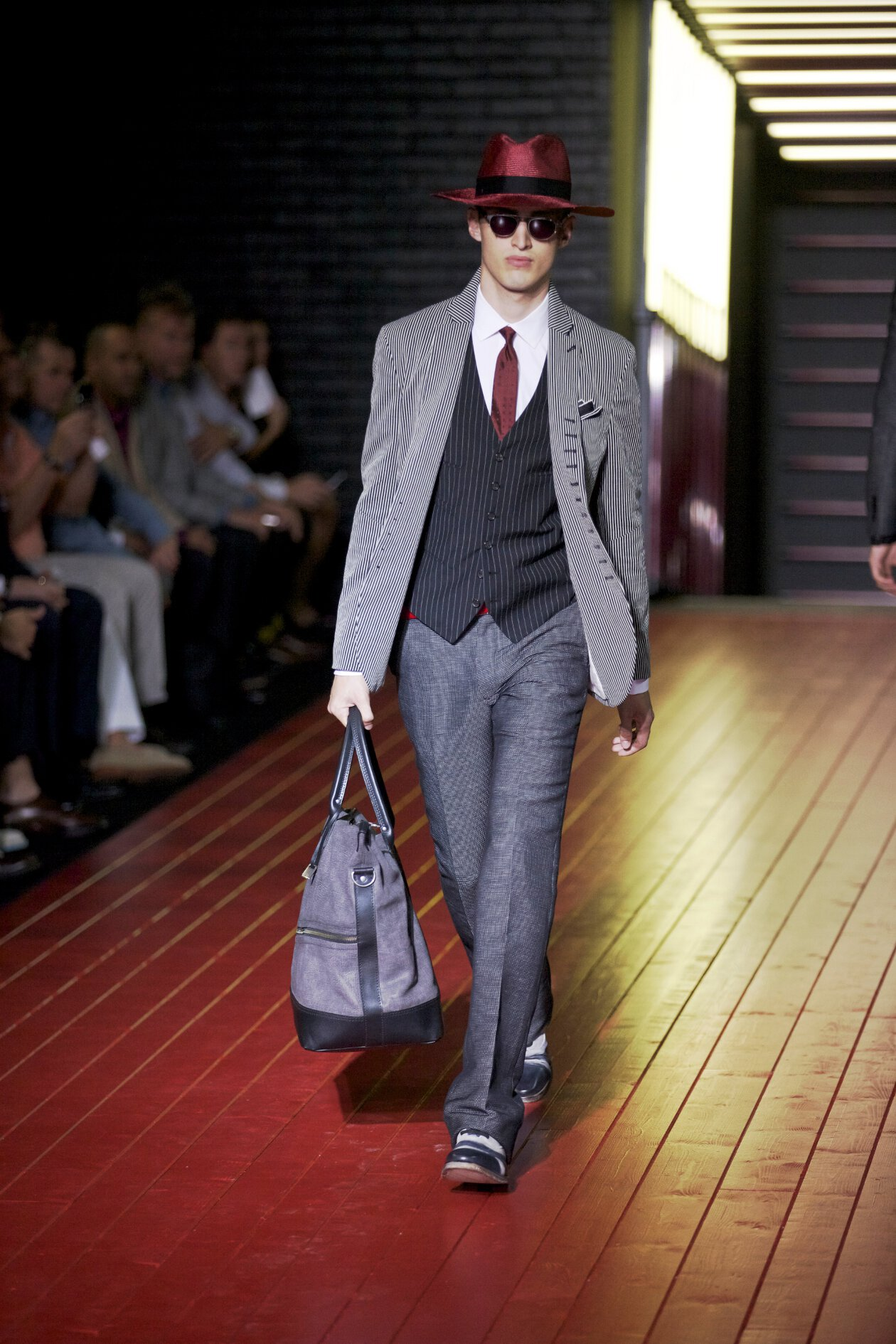 John Varvatos SS 2013 Mens Collection